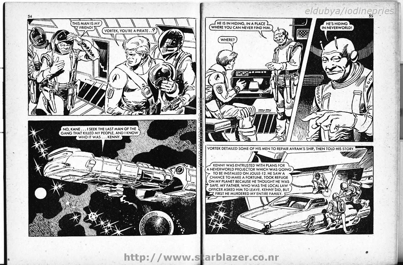 Starblazer issue 65 - Page 29