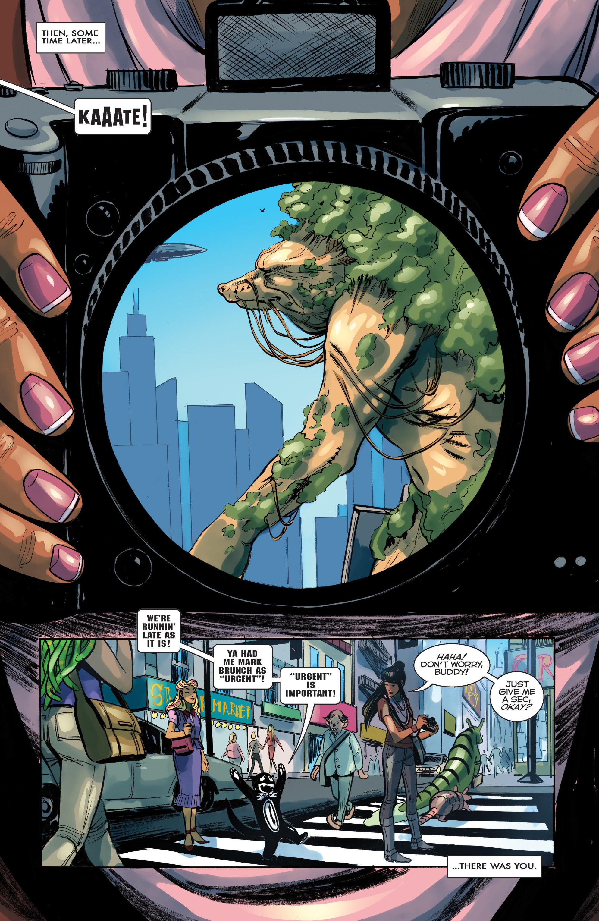 Read online Shutter comic -  Issue #25 - 3