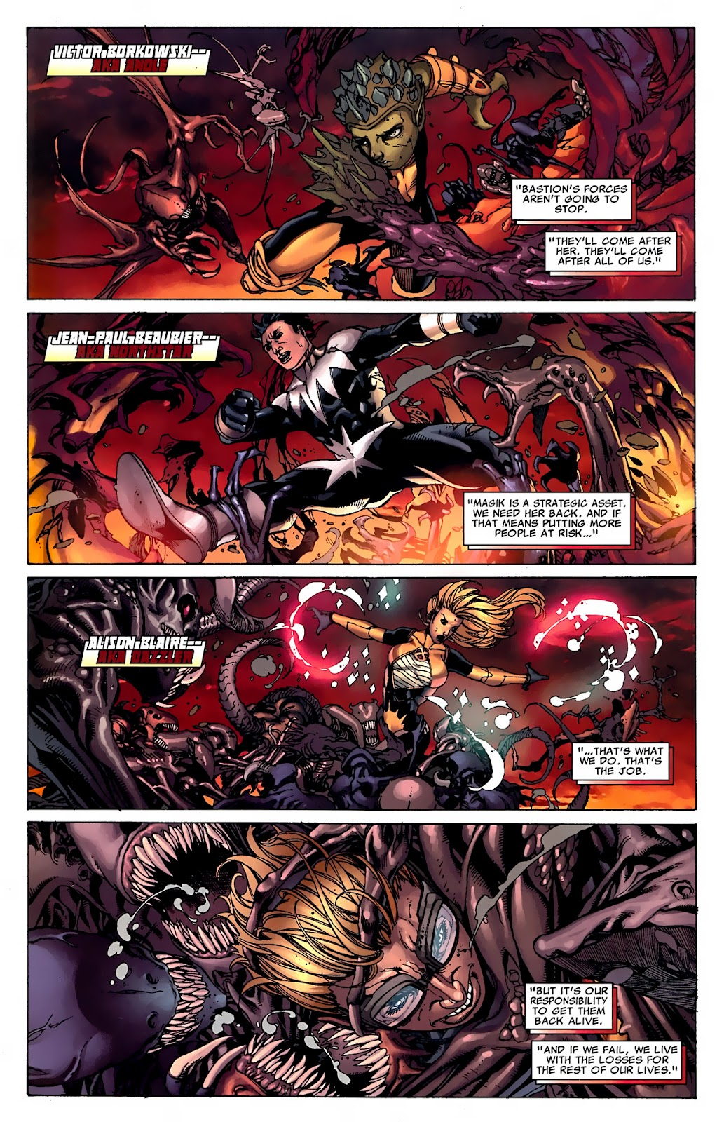 Read online X-Men: Second Coming Revelations comic -  Issue # TPB (Part 2) - 9