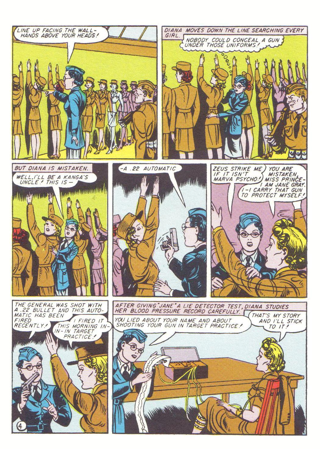 Read online Sensation (Mystery) Comics comic -  Issue #20 - 6