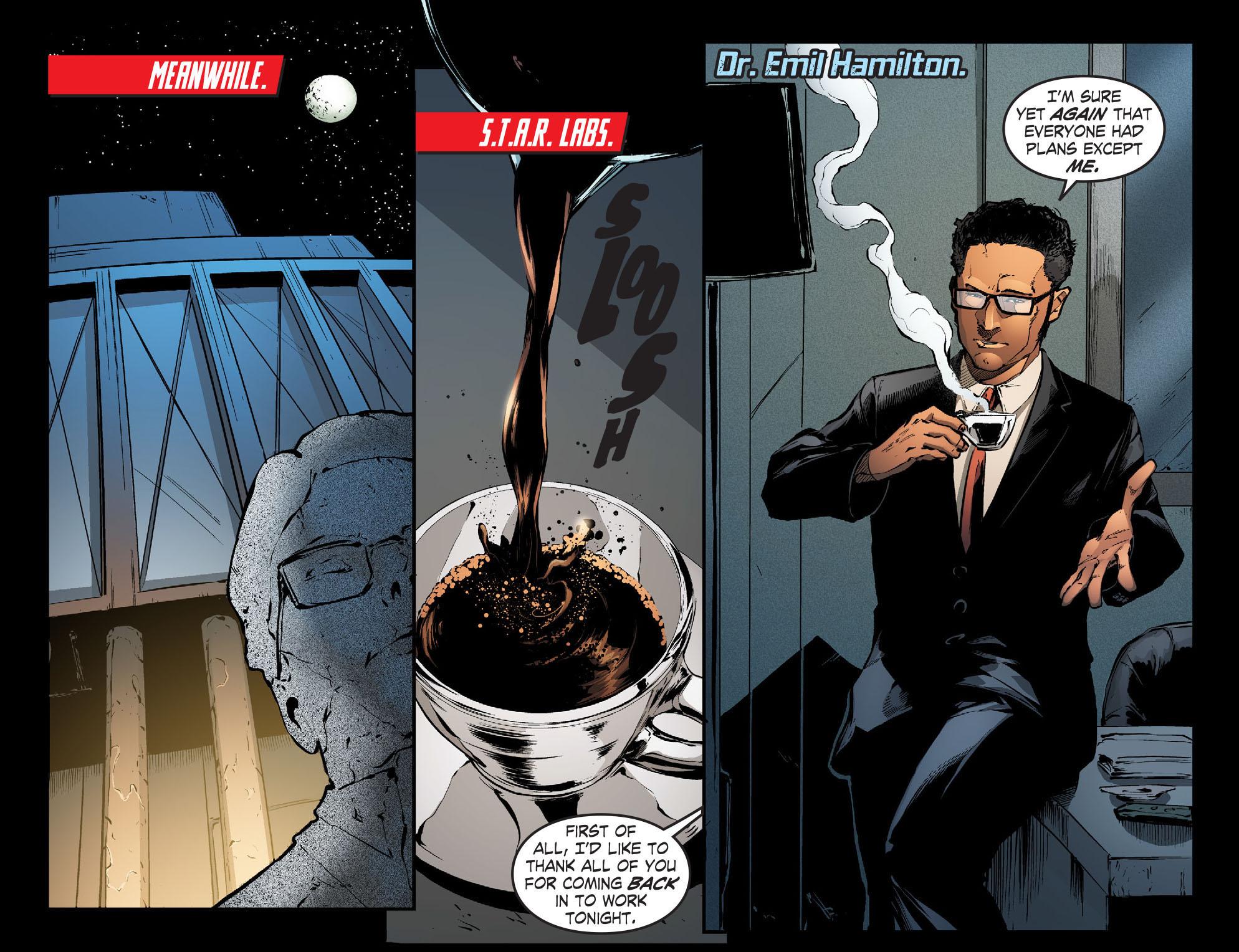 Read online Smallville: Season 11 comic -  Issue #30 - 7