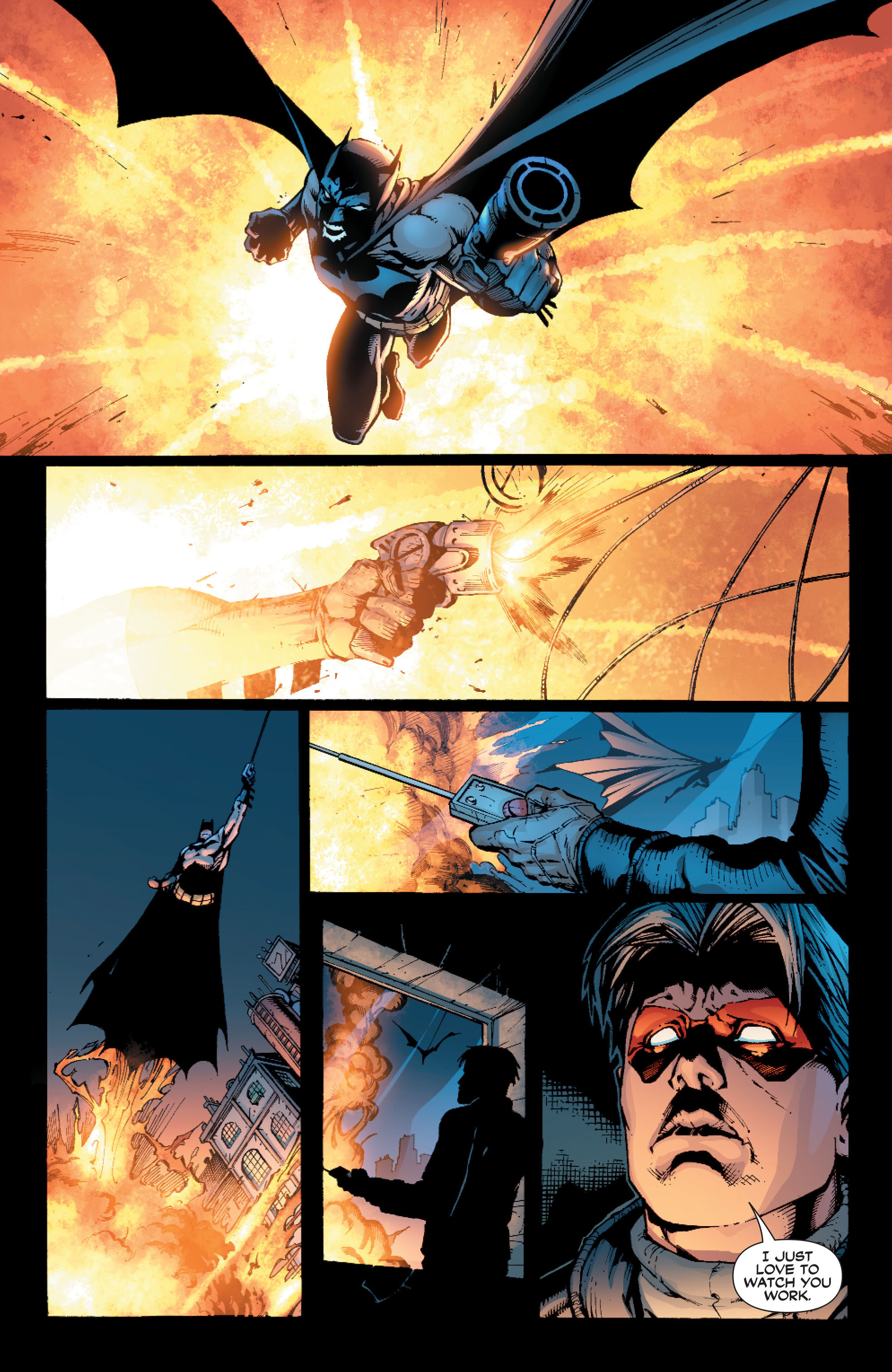Read online Batman: Under The Red Hood comic -  Issue # Full - 208