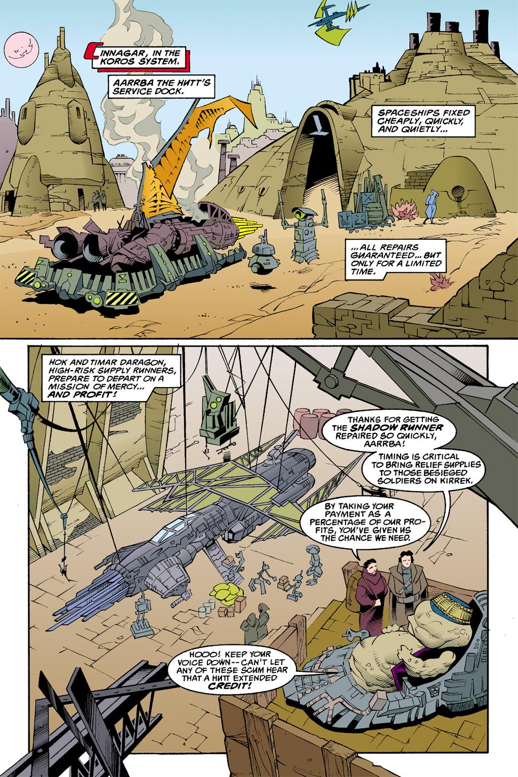 Read online Star Wars Omnibus comic -  Issue # Vol. 4 - 10
