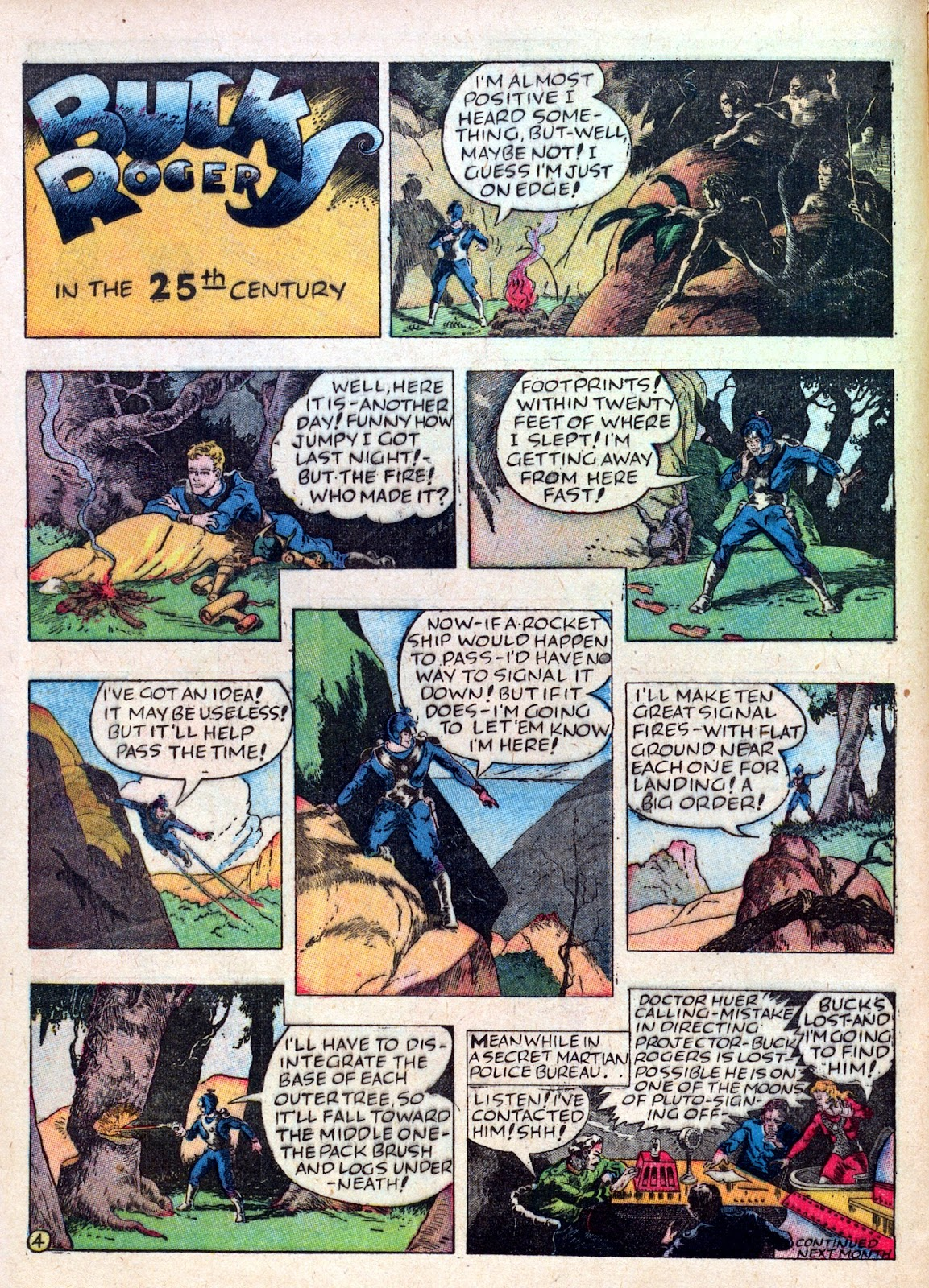 Read online Famous Funnies comic -  Issue #45 - 20
