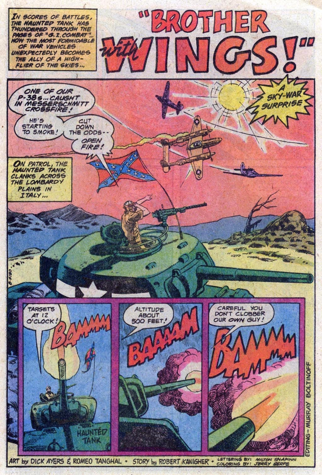 Read online All-Out War comic -  Issue #1 - 22