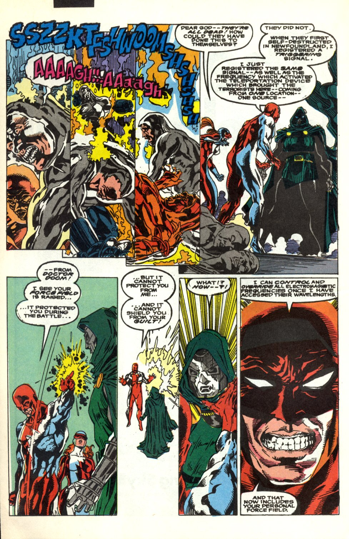 Read online Alpha Flight (1983) comic -  Issue #91 - 20