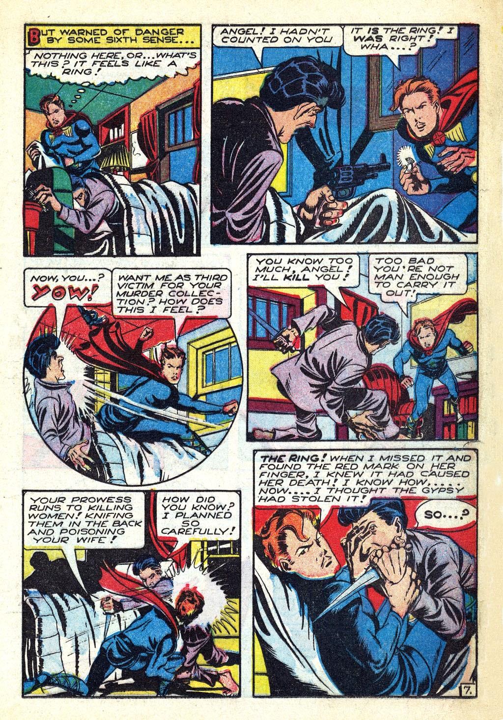 Read online Mystic Comics (1944) comic -  Issue #3 - 17