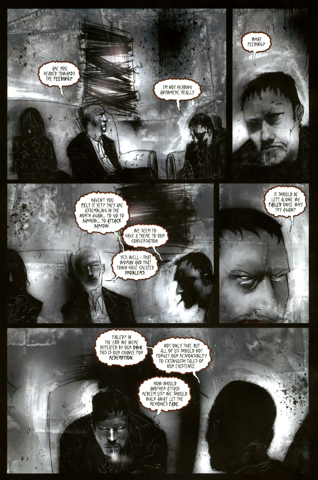 Read online 30 Days of Night: Return to Barrow comic -  Issue #3 - 6