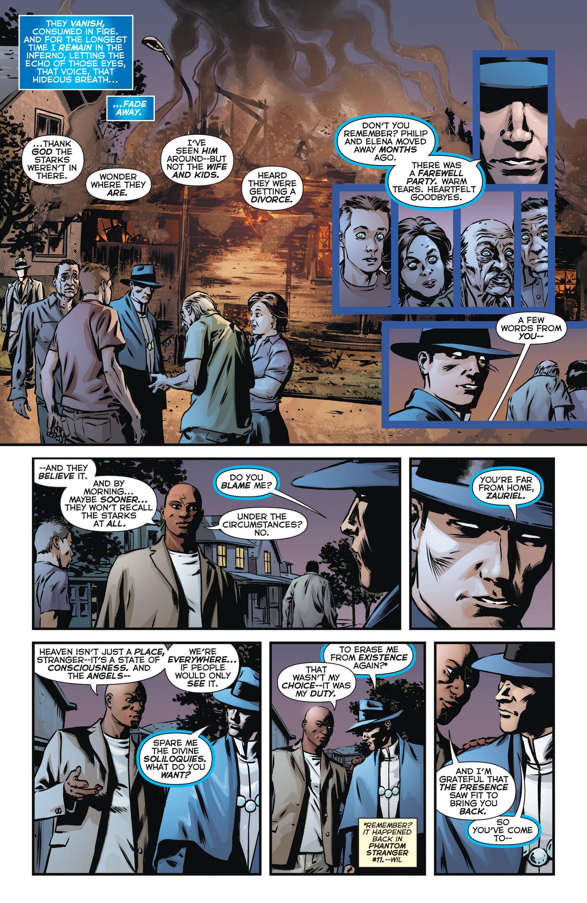 Read online Trinity of Sin: The Phantom Stranger comic -  Issue #13 - 5
