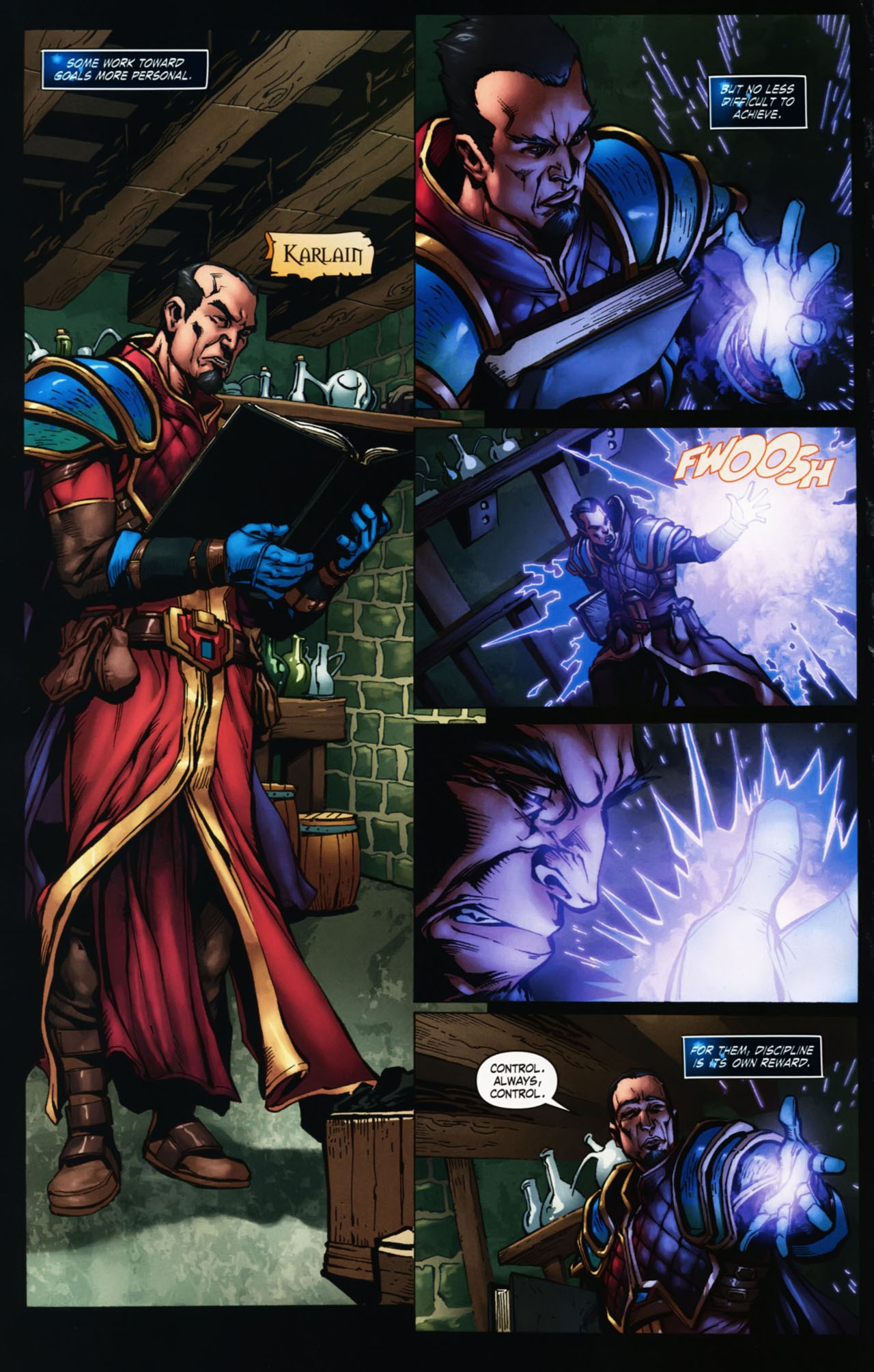 Read online World of Warcraft Special comic -  Issue # Full - 14
