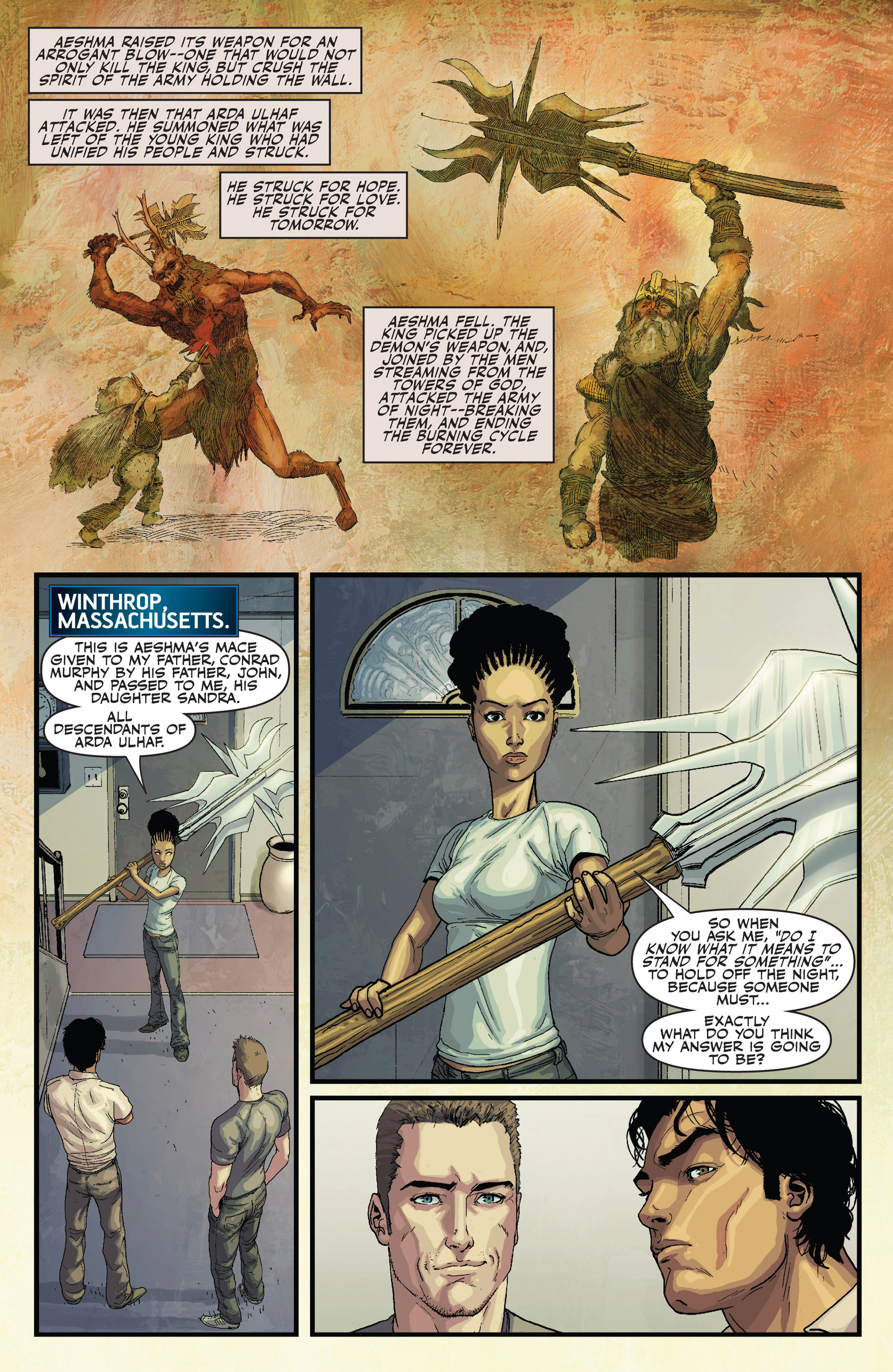 Read online Secret Warriors comic -  Issue #24 - 15