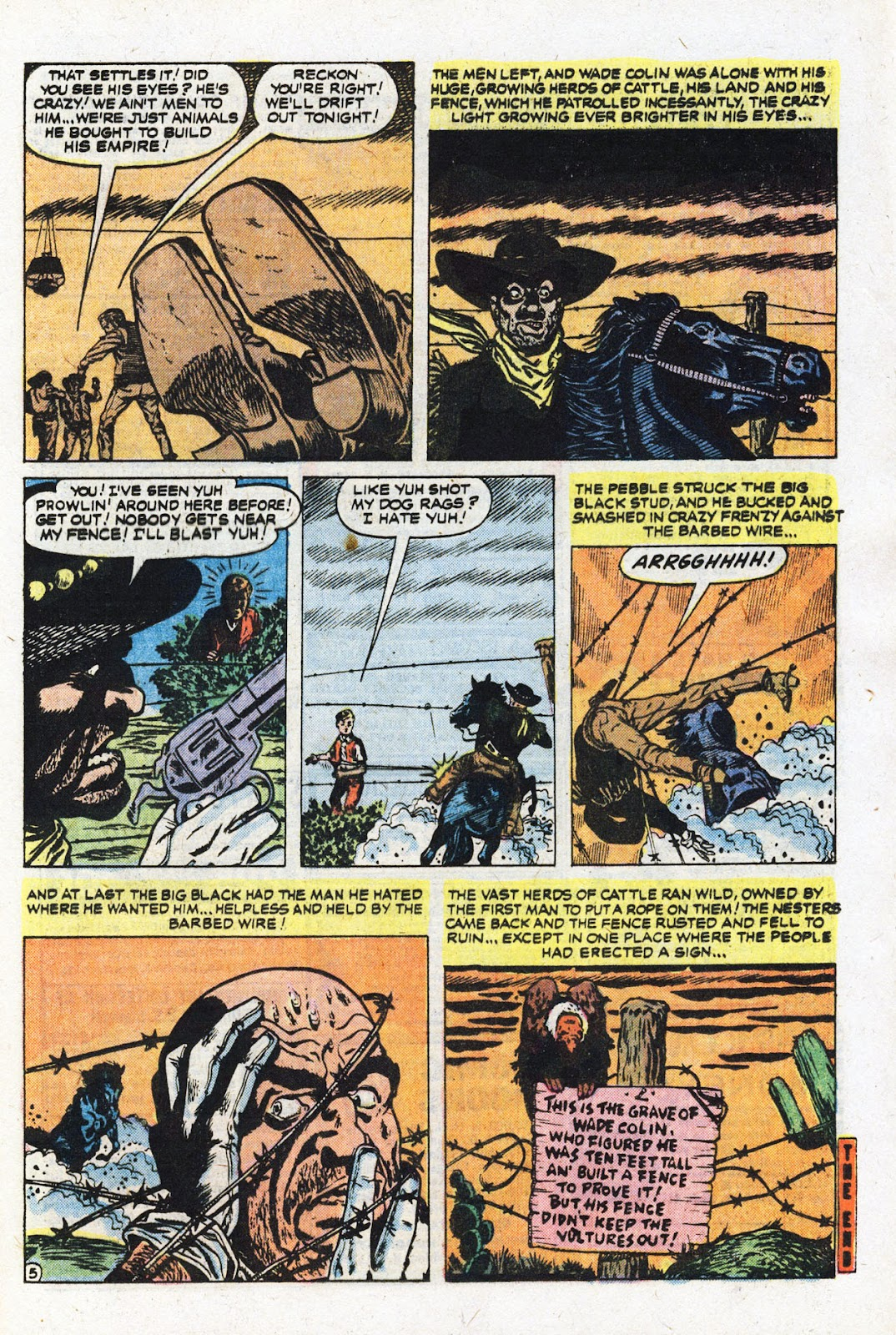 The Outlaw Kid (1970) issue 22 - Page 25