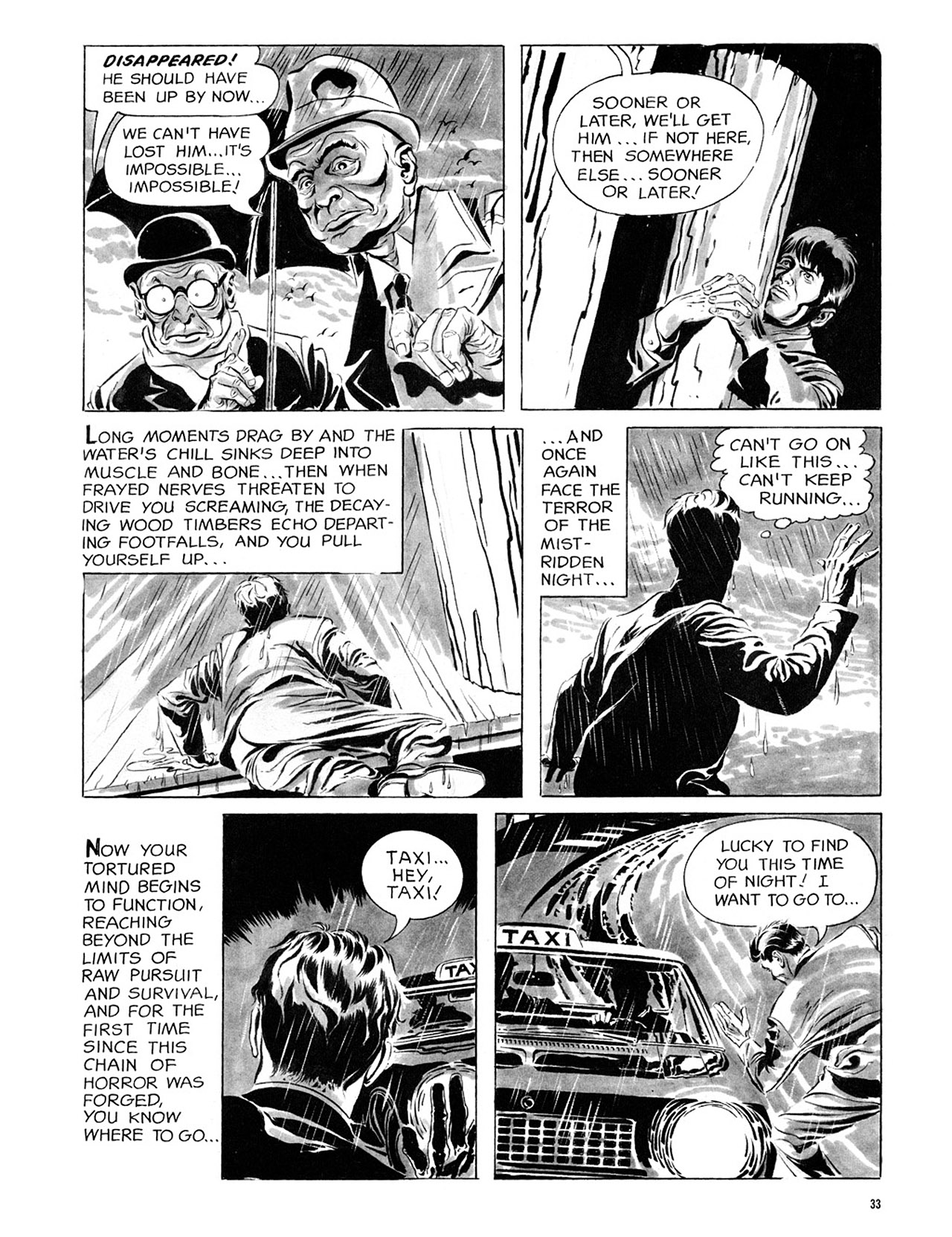 Read online Eerie Archives comic -  Issue # TPB 2 - 34