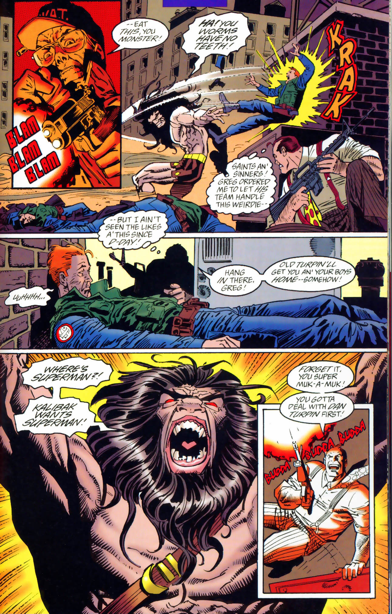 Read online Adventures of Superman (1987) comic -  Issue #Adventures of Superman (1987) _Annual 7 - 30