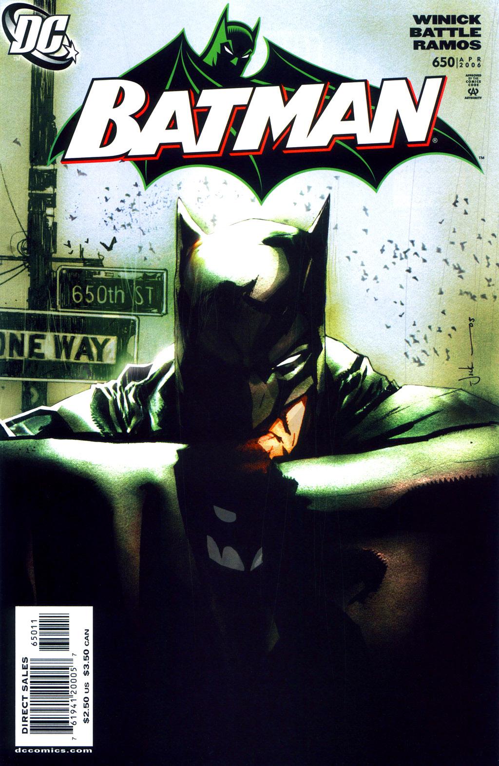 Batman: Under The Hood 13 Page 1