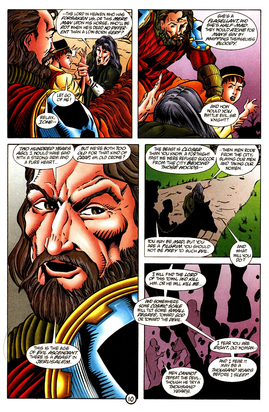 Read online Rune (1995) comic -  Issue #4 - 11