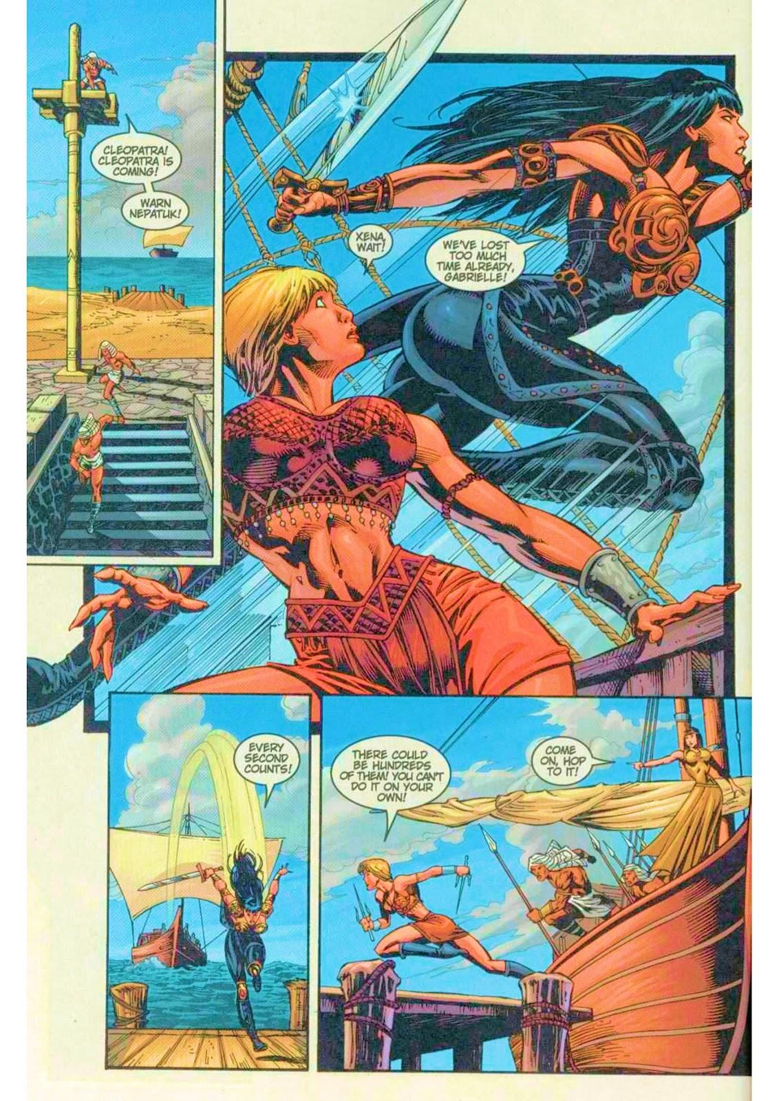 Xena: Warrior Princess (1999) Issue #6 #6 - English 10