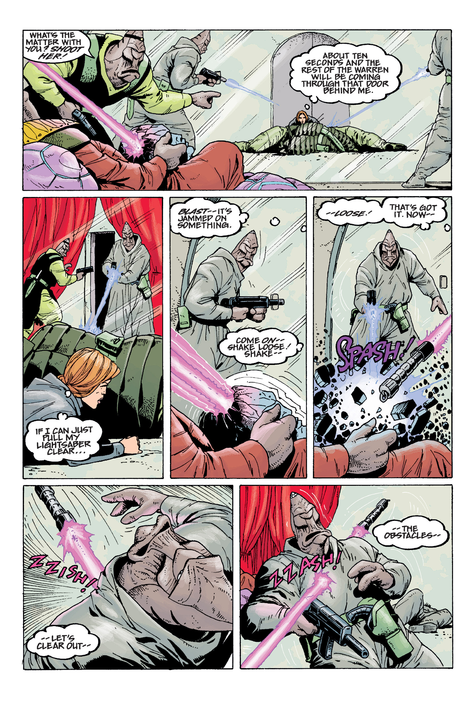 Read online Star Wars Omnibus comic -  Issue # Vol. 11 - 291