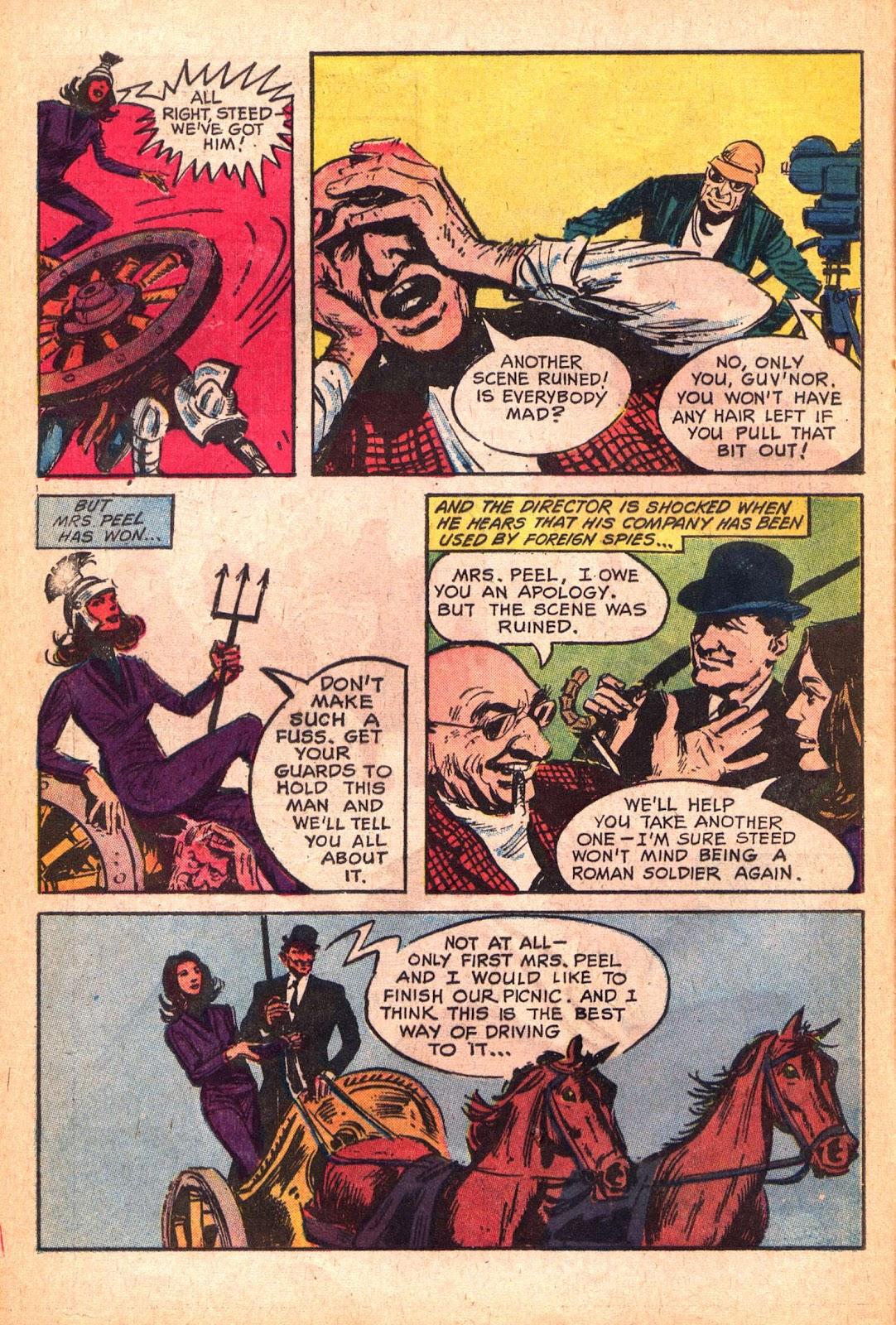 Read online The Avengers (1968) comic -  Issue # Full - 16