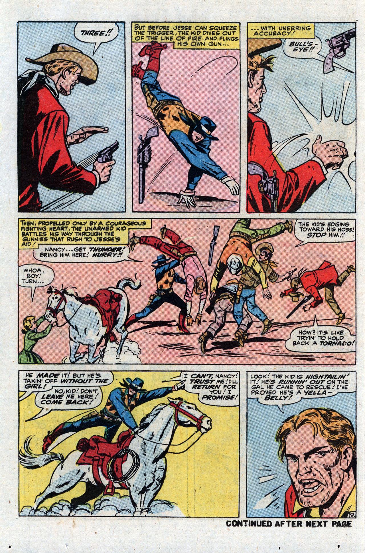 Read online Two-Gun Kid comic -  Issue #111 - 14