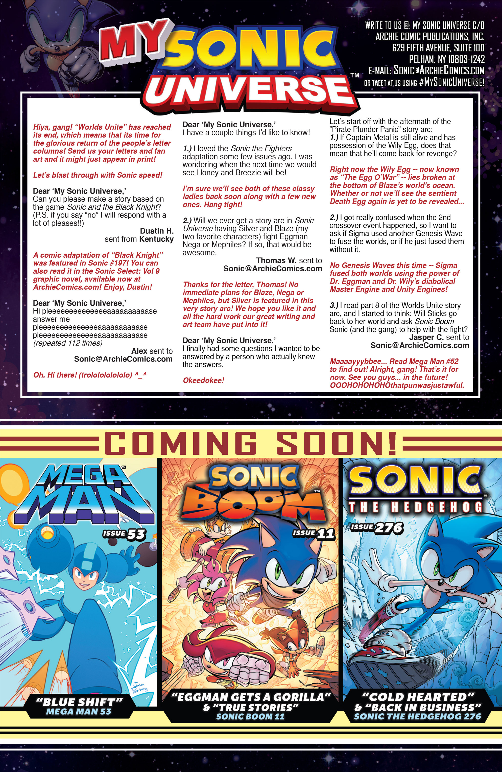 Read online Sonic Universe comic -  Issue #79 - 24