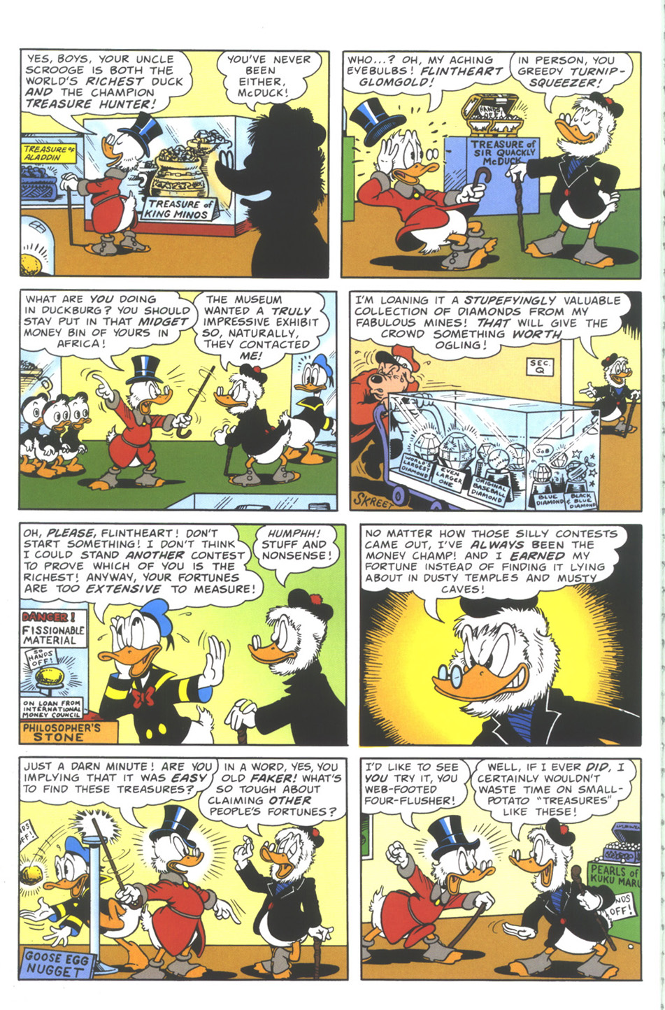Read online Uncle Scrooge (1953) comic -  Issue #335 - 4