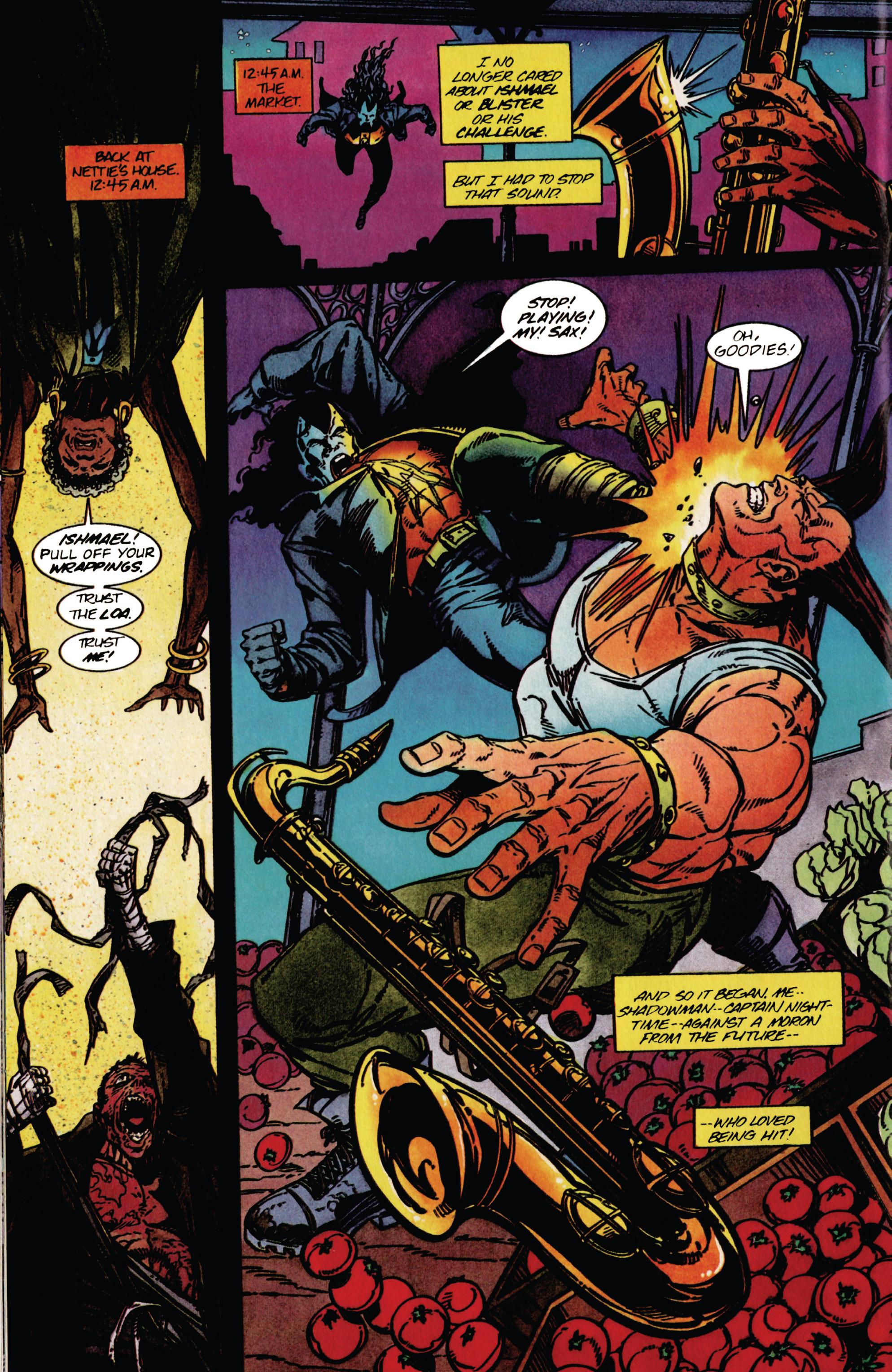 Read online Shadowman (1992) comic -  Issue #38 - 16
