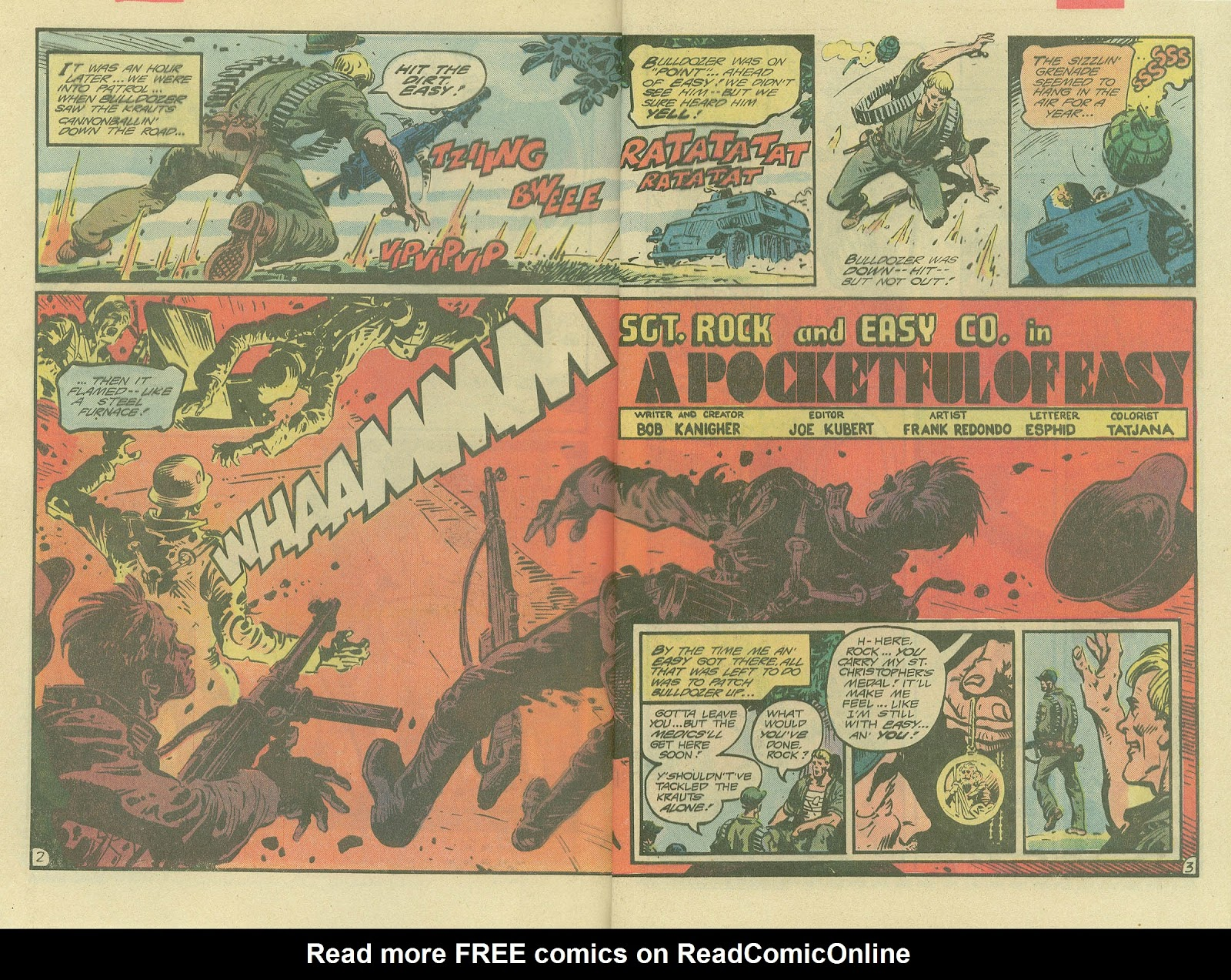 Sgt. Rock issue 389 - Page 3