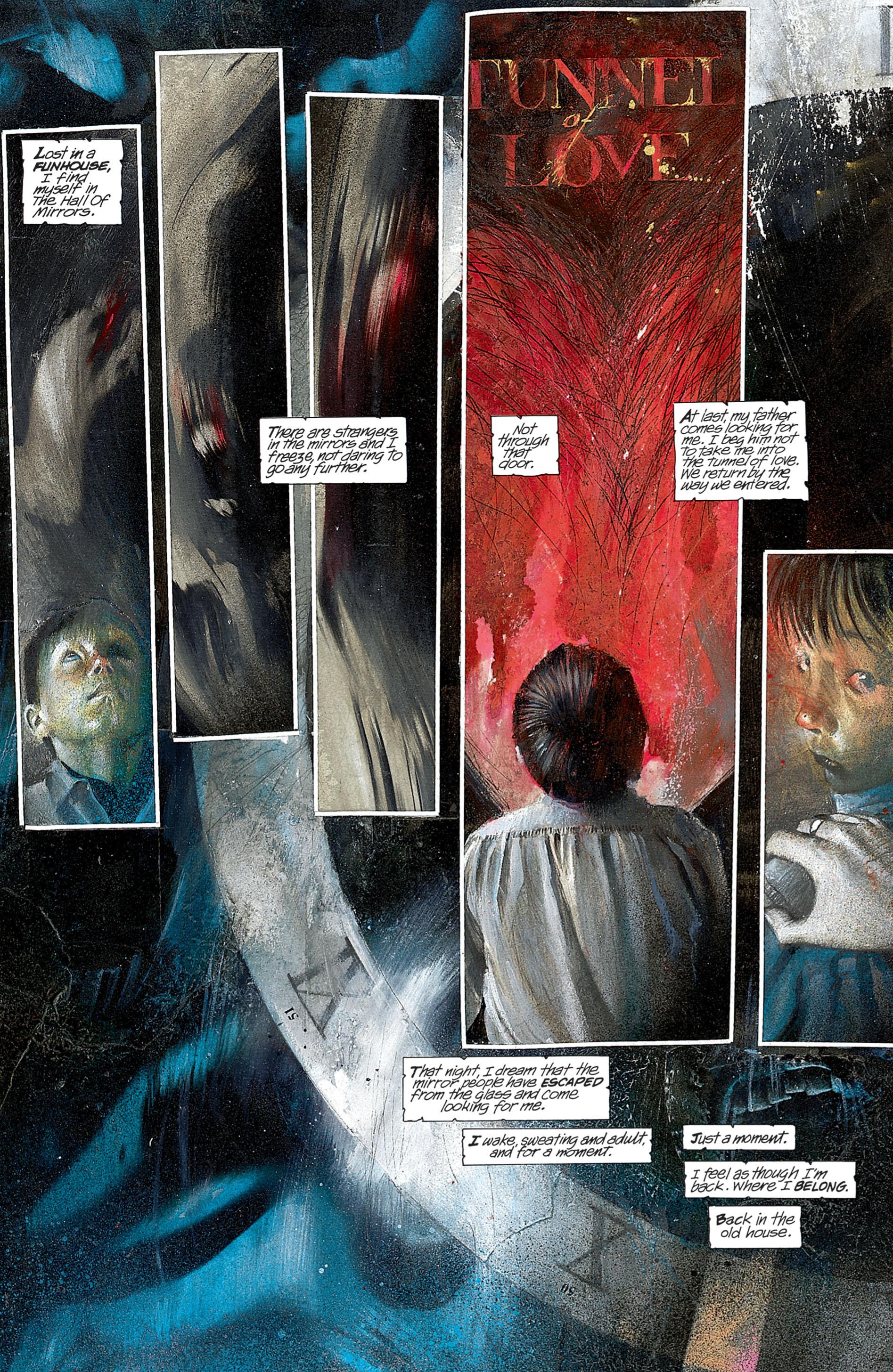 Read online Arkham Asylum comic -  Issue #Arkham Asylum Full - 25