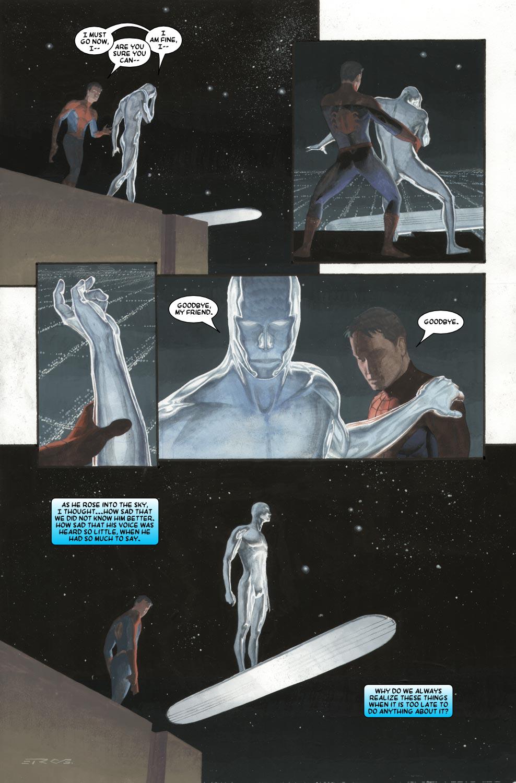 Read online Silver Surfer: Requiem comic -  Issue #2 - 25
