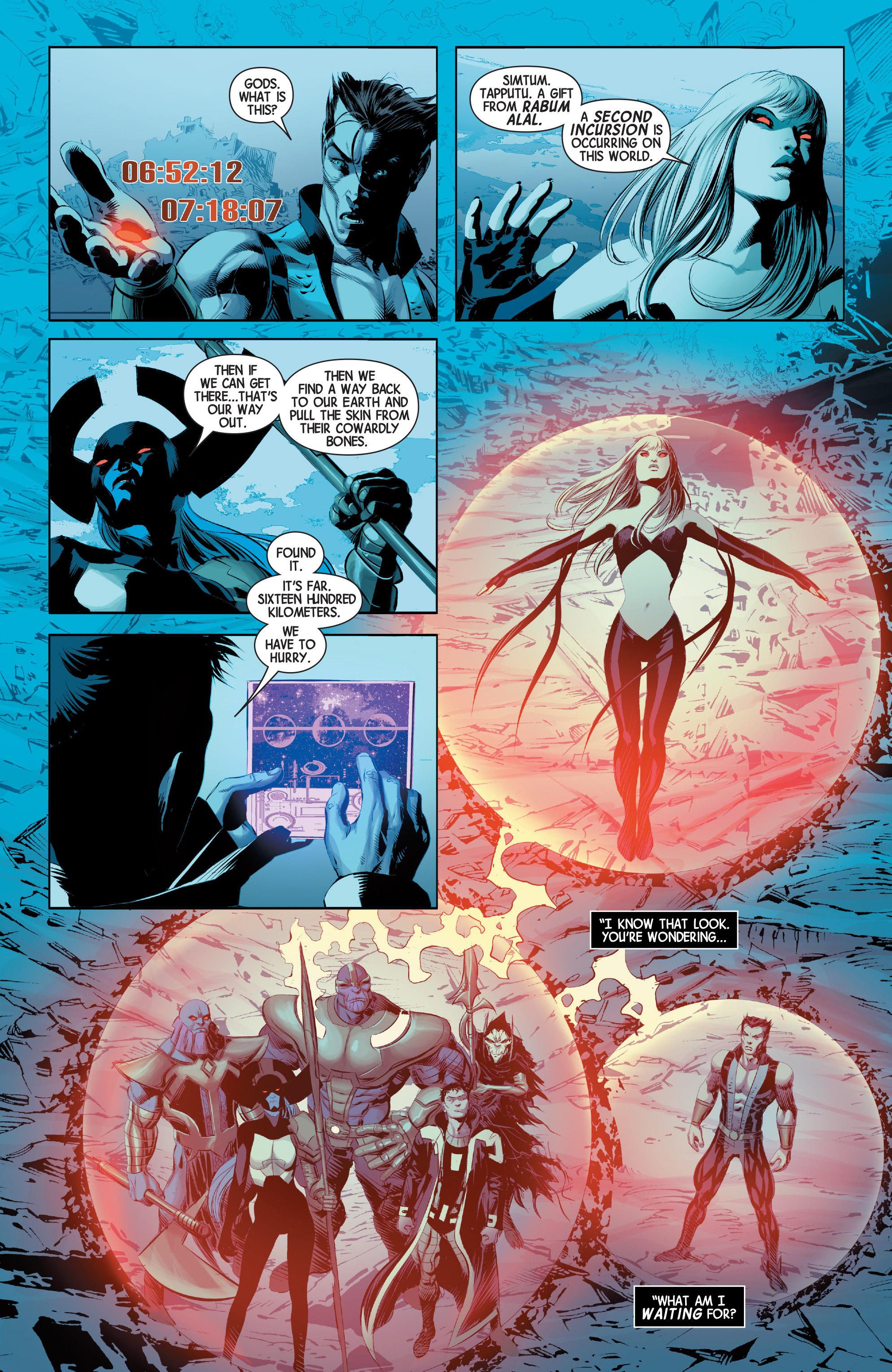 Read online Avengers (2013) comic -  Issue #41 - 20