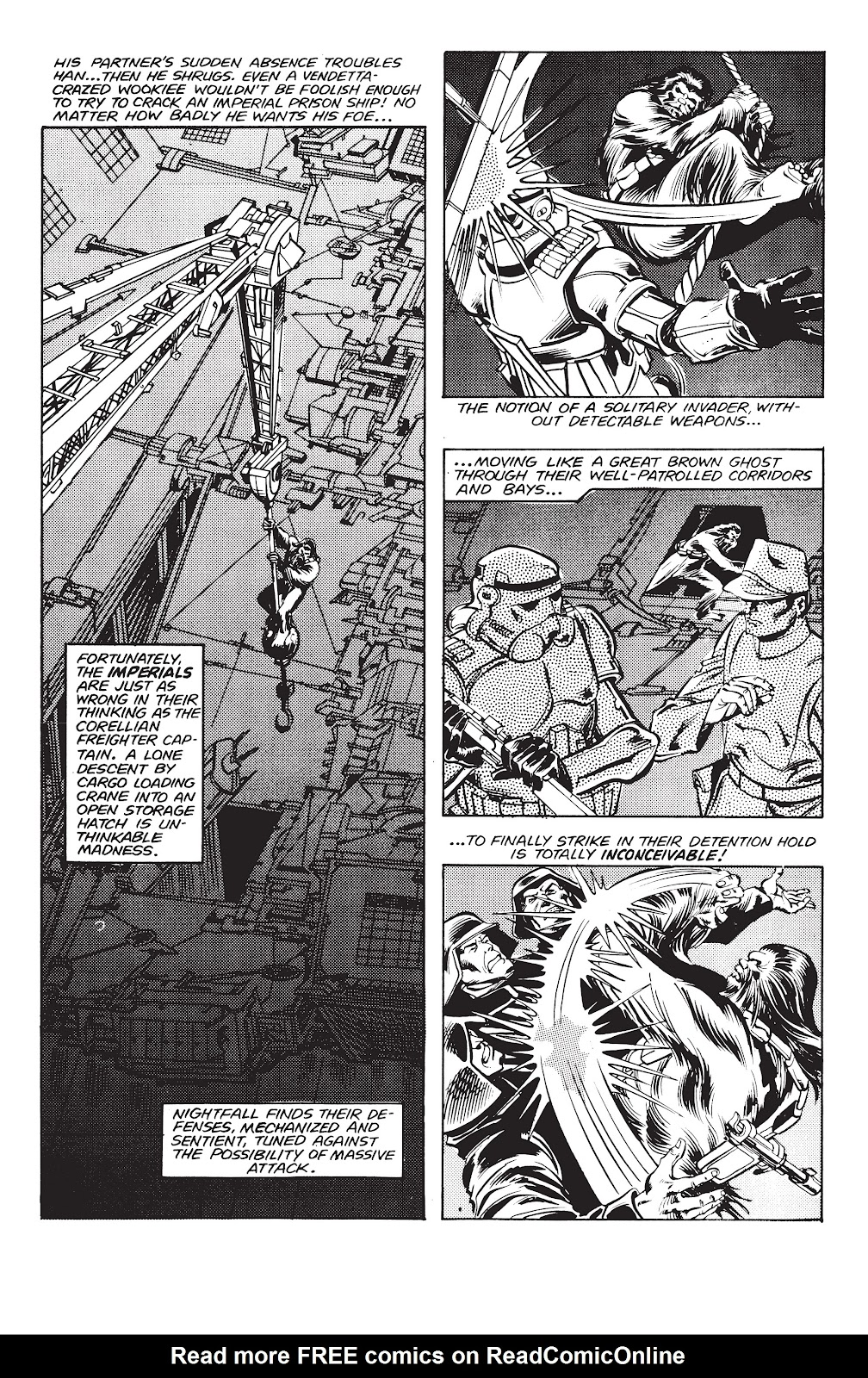Read online Star Wars Legends: The Original Marvel Years - Epic Collection comic -  Issue # TPB 2 (Part 4) - 24