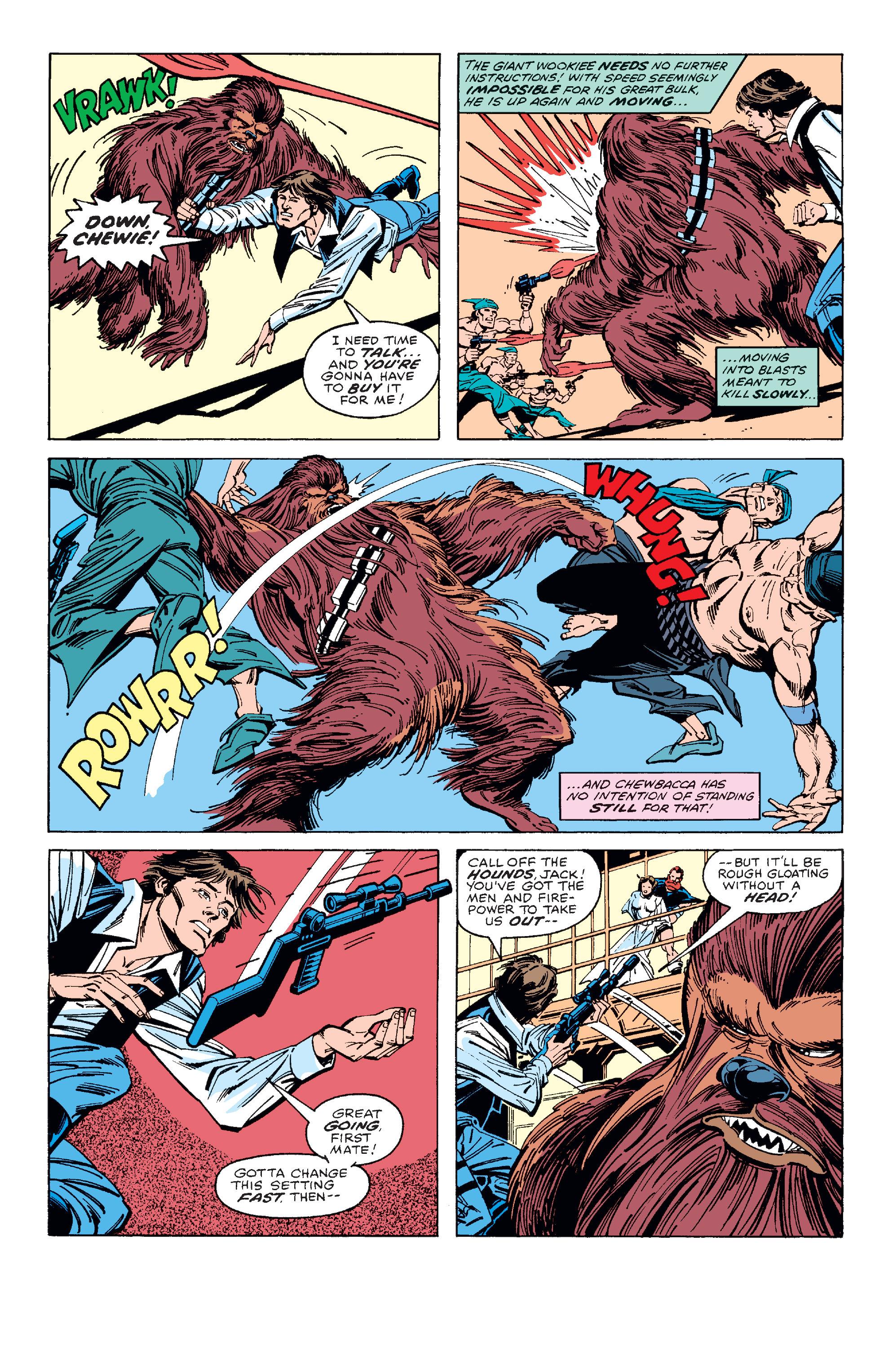 Read online Star Wars Omnibus comic -  Issue # Vol. 13 - 194