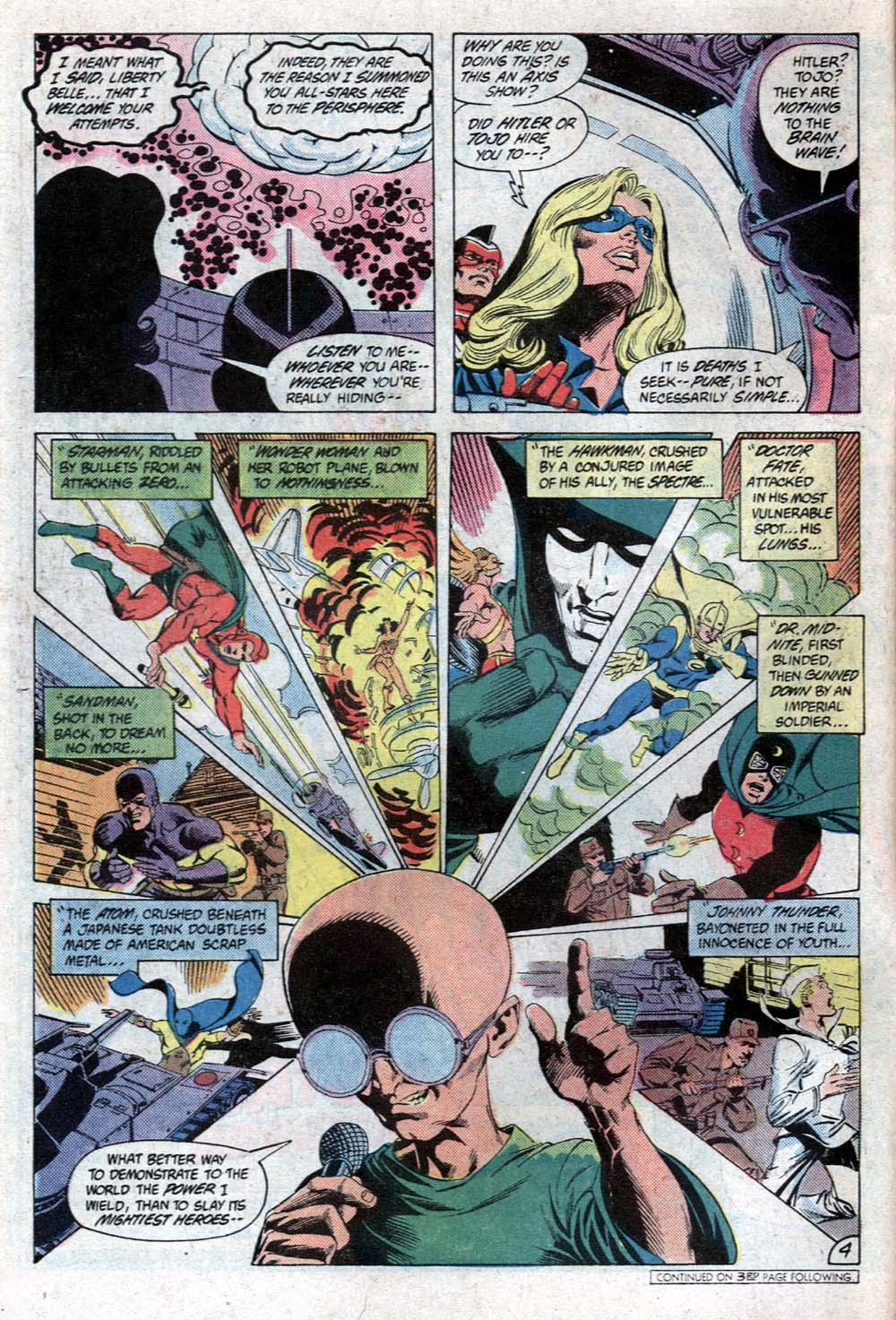 Read online All-Star Squadron comic -  Issue #20 - 7