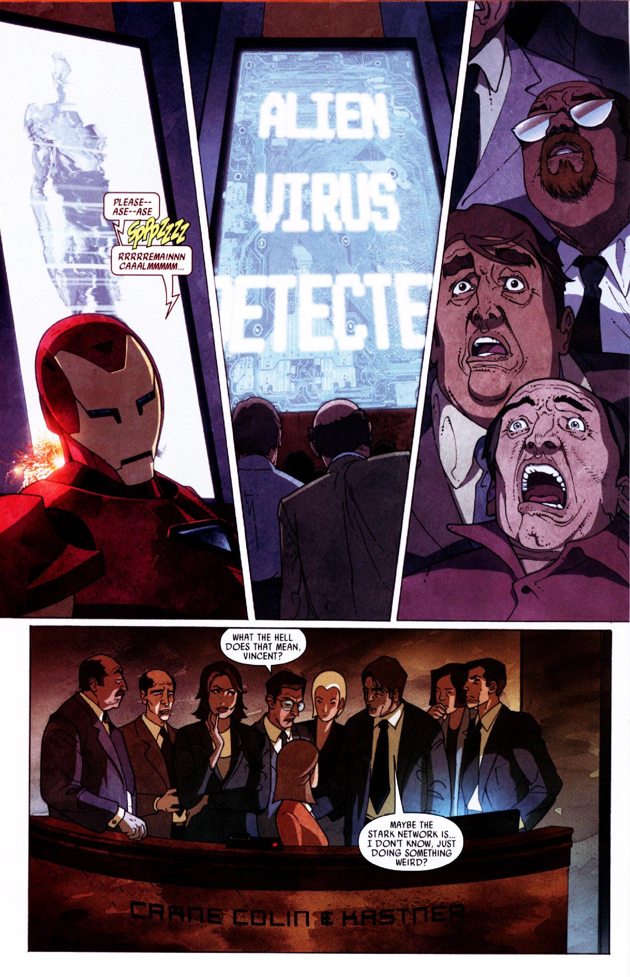 Read online Secret Invasion: Front Line comic -  Issue #2 - 13