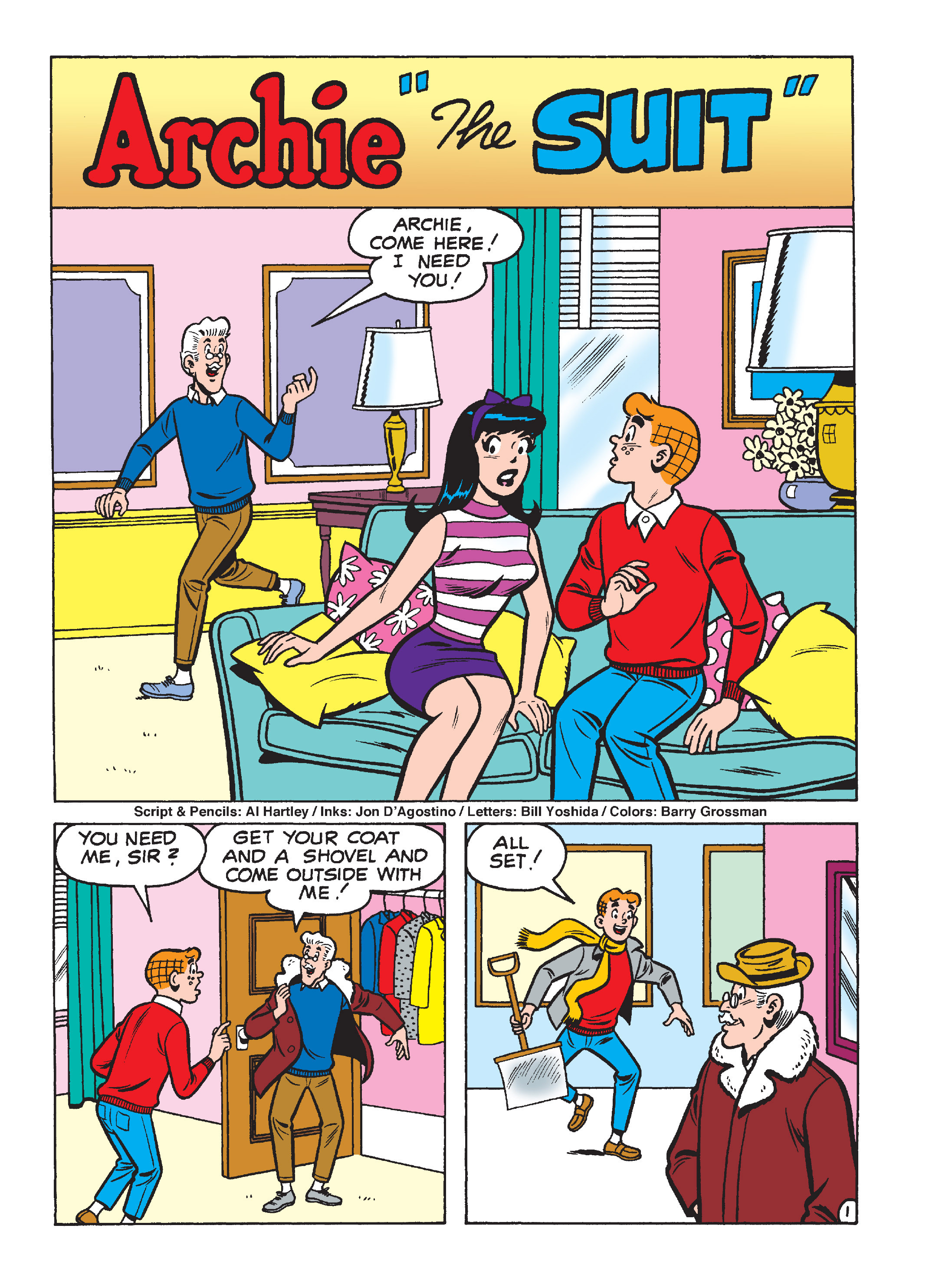 Read online World of Archie Double Digest comic -  Issue #55 - 19