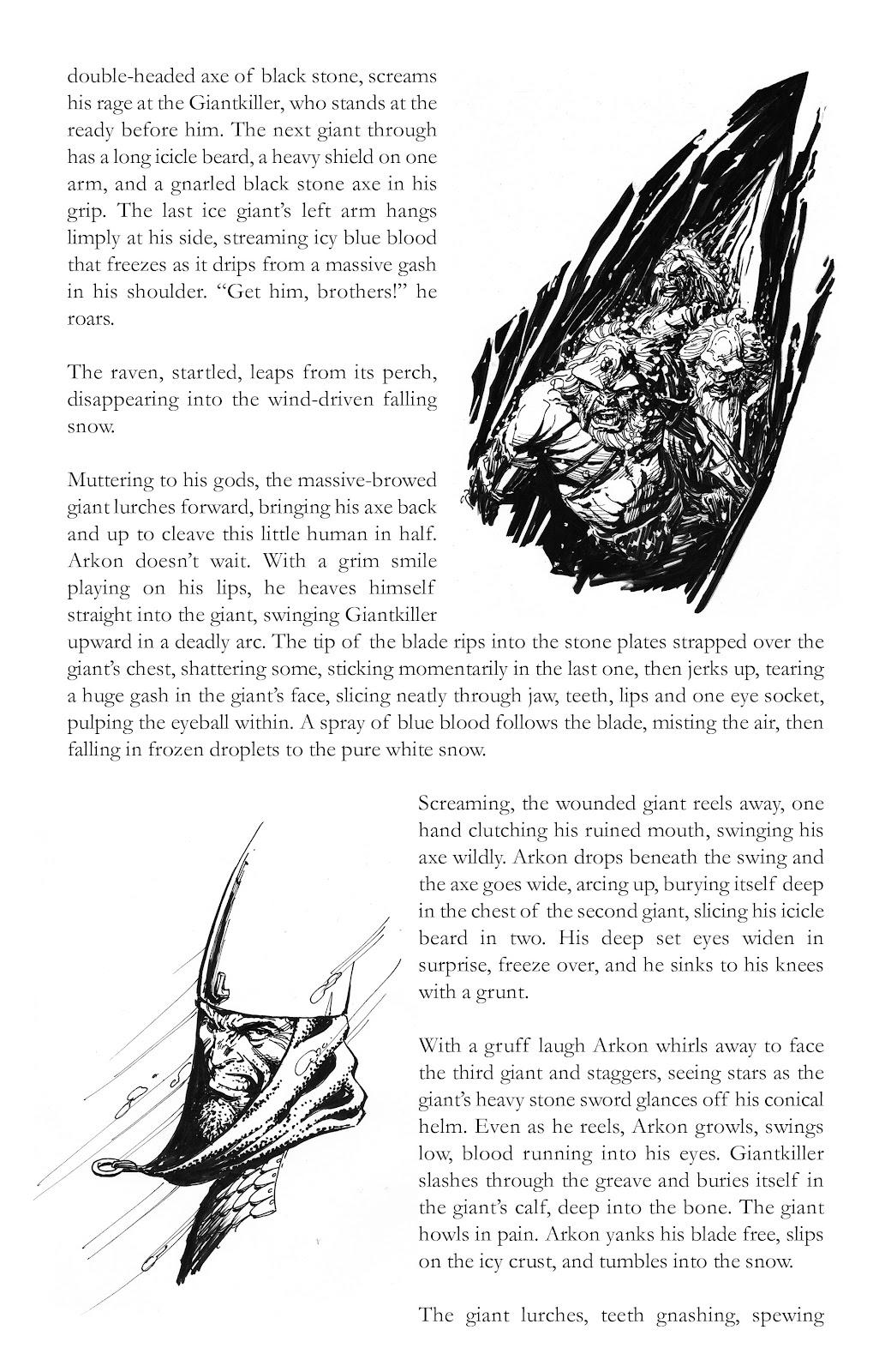 Read online Giantkillers One-Shot comic -  Issue # Full - 28