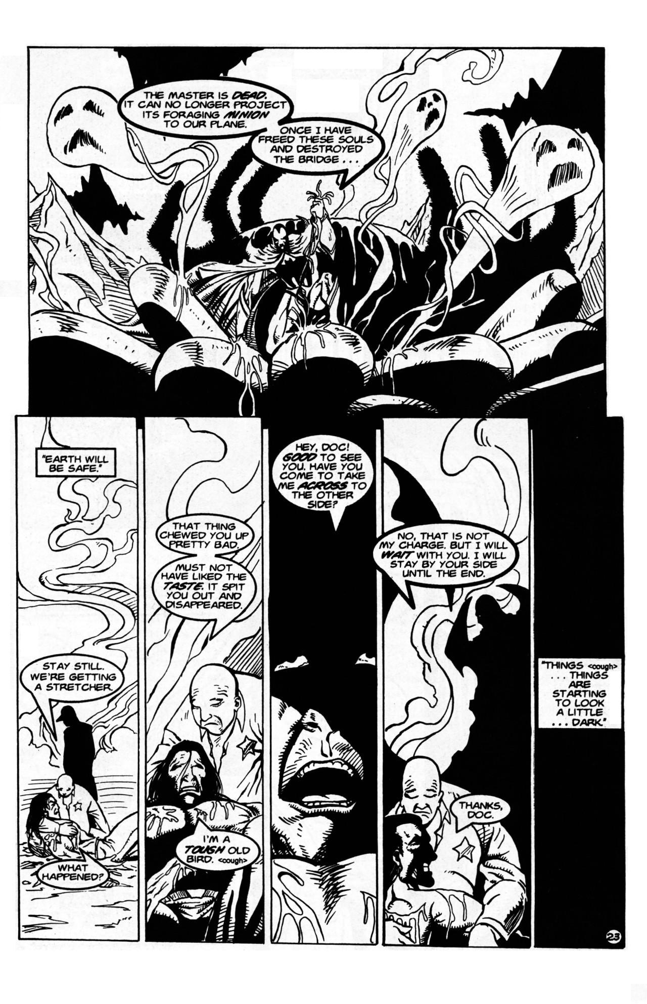 Read online Dr. Weird (1997) comic -  Issue #1 - 25