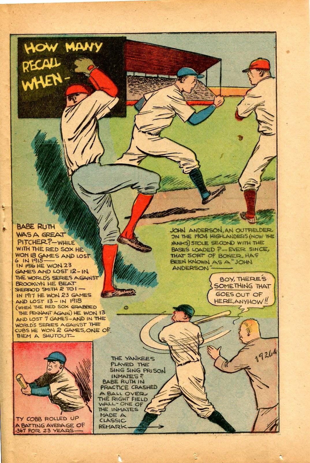 Read online Super-Magician Comics comic -  Issue #33 - 29