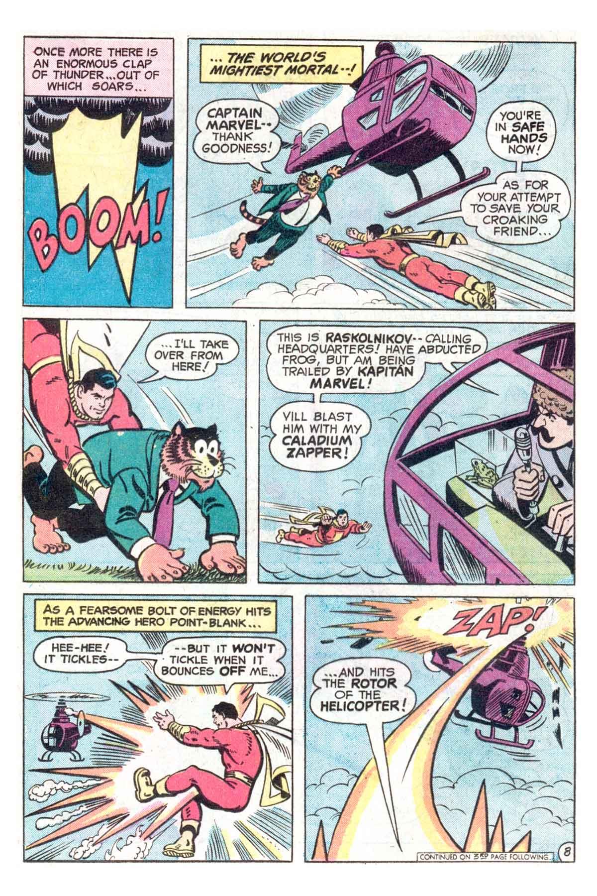 Read online Shazam! (1973) comic -  Issue #18 - 9