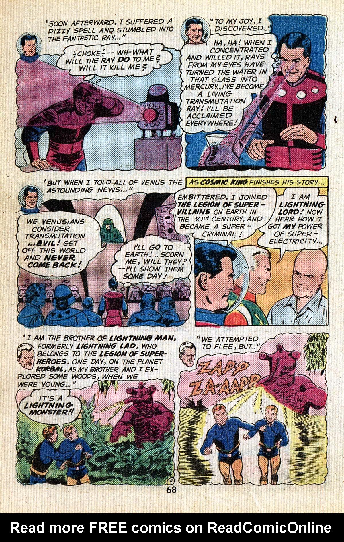 Read online Adventure Comics (1938) comic -  Issue #494 - 68