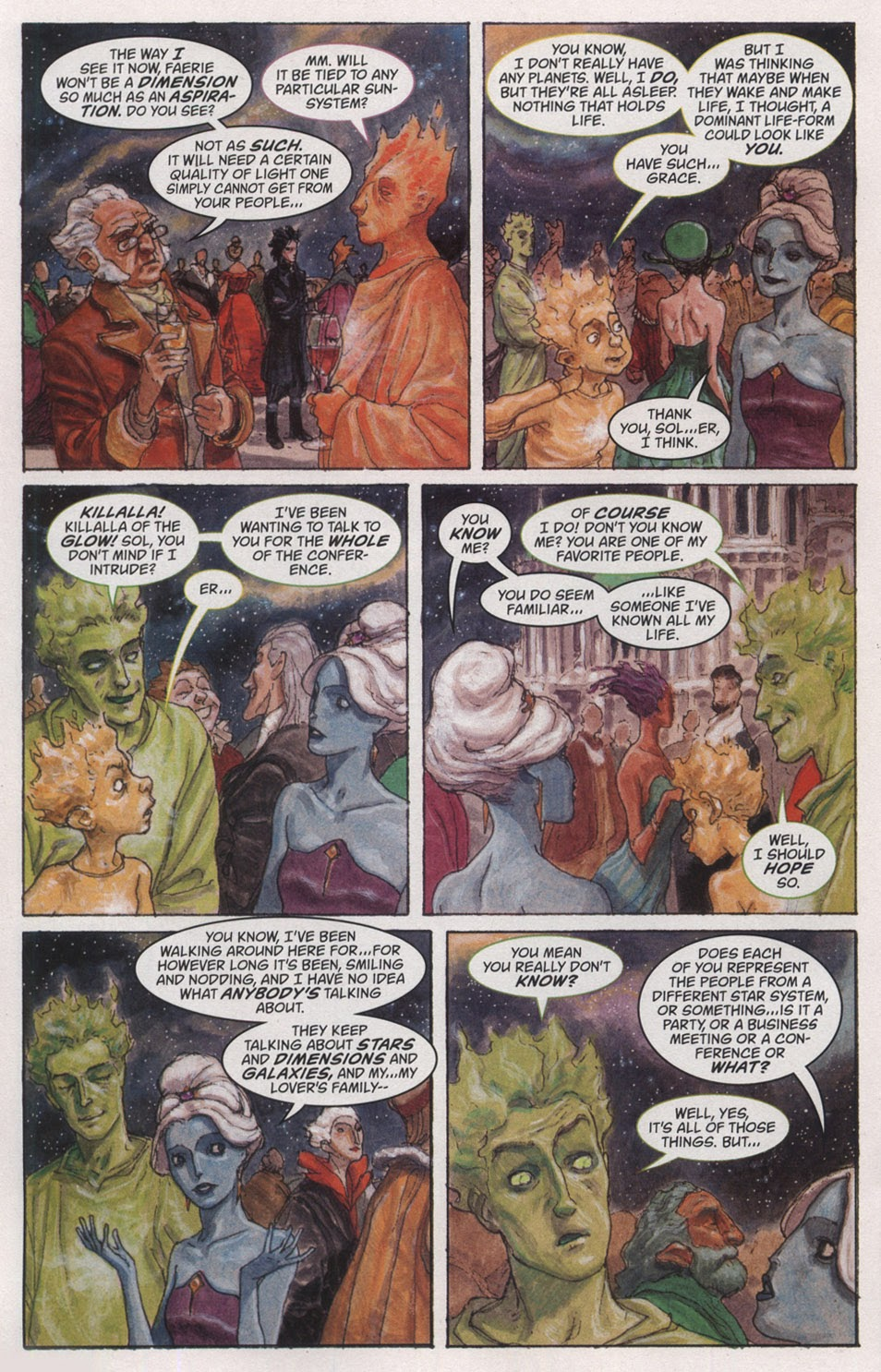 Read online The Sandman: Endless Nights comic -  Issue # _Special - 18