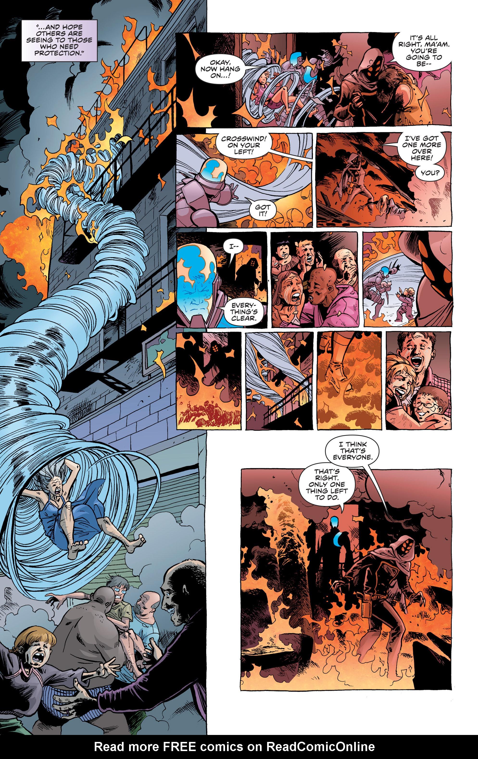 Read online Secret Identities comic -  Issue #7 - 15