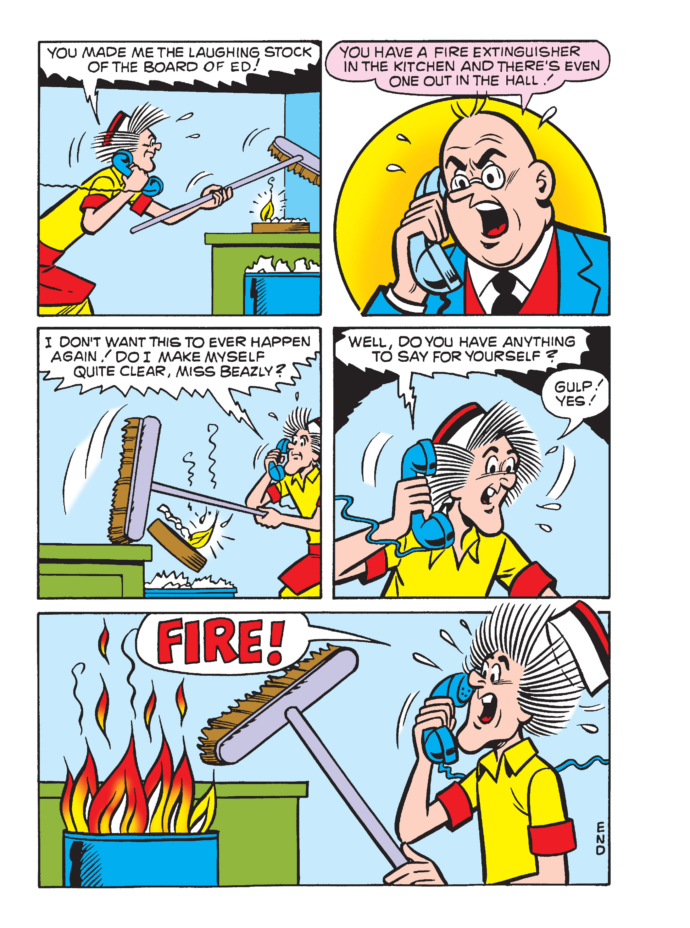 Read online World of Archie Double Digest comic -  Issue #55 - 179