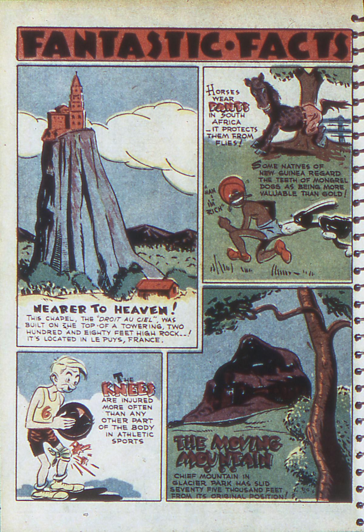 Read online Adventure Comics (1938) comic -  Issue #54 - 55
