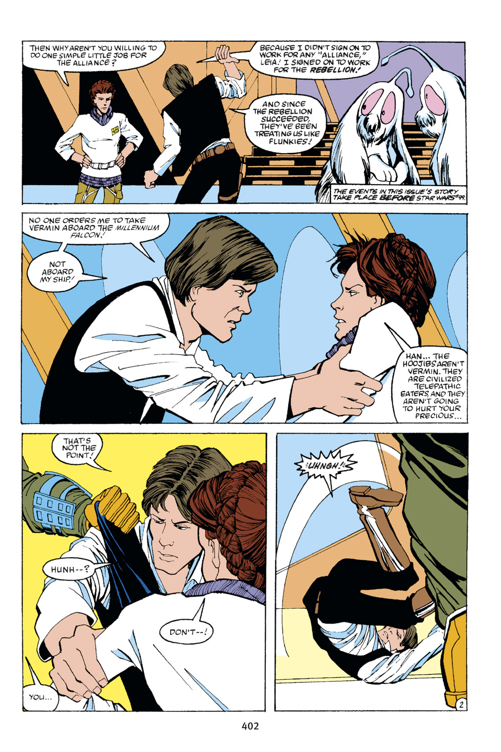 Read online Star Wars Omnibus comic -  Issue # Vol. 21.5 - 129