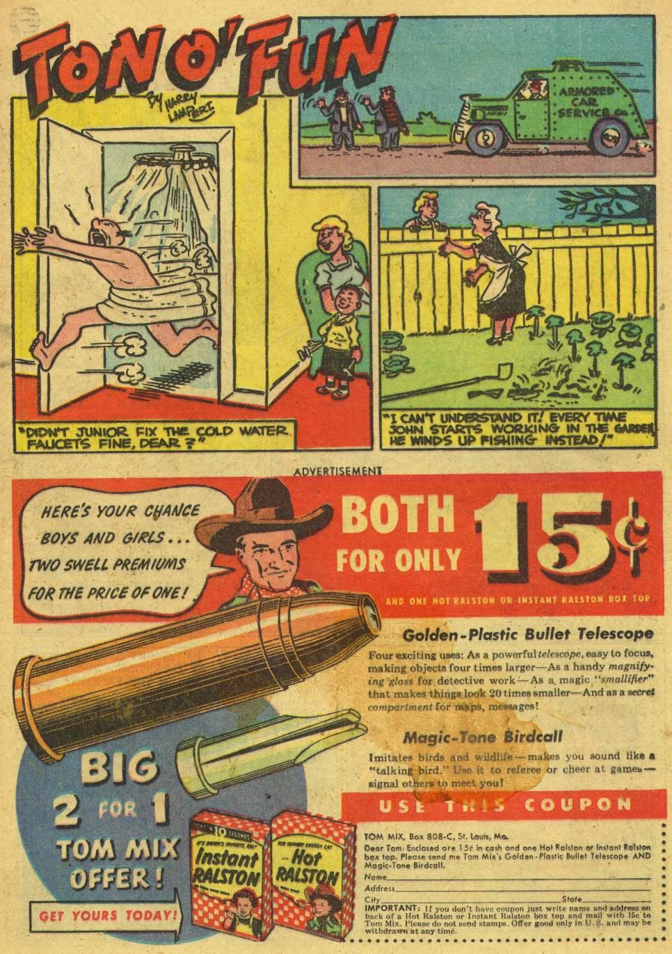 Read online Adventure Comics (1938) comic -  Issue #150 - 29