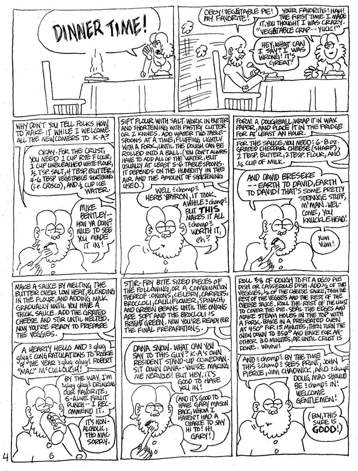 Read online The Nearly Complete Essential Hembeck Archives Omnibus comic -  Issue # TPB (Part 5) - 59