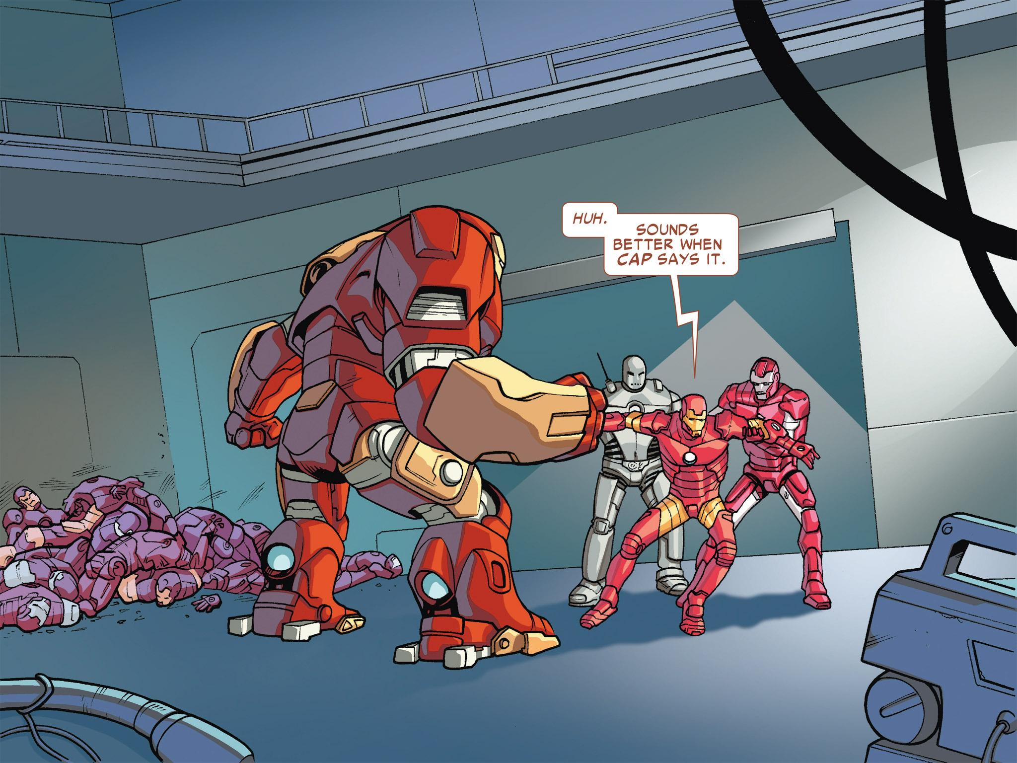 Read online Ultimate Spider-Man (Infinite Comics) (2016) comic -  Issue #4 - 36