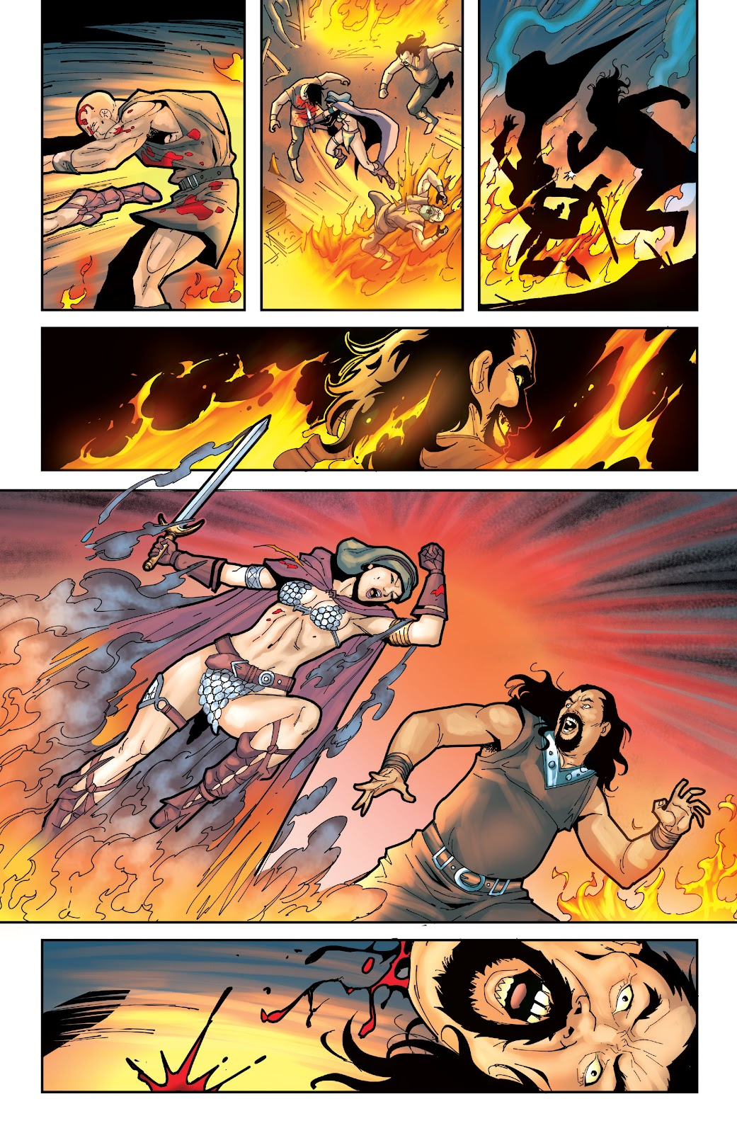 Red Sonja: The Price of Blood issue 2 - Page 18